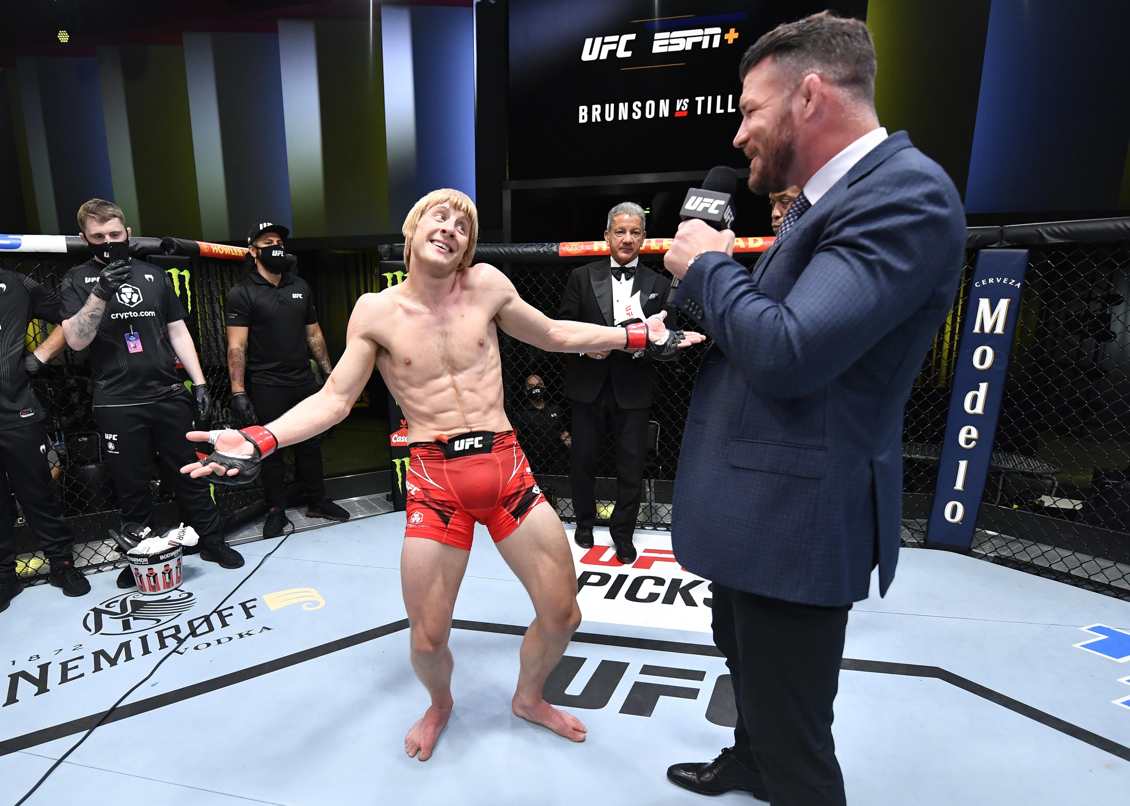 UFC Fight Night: Pimblett v Vendramini