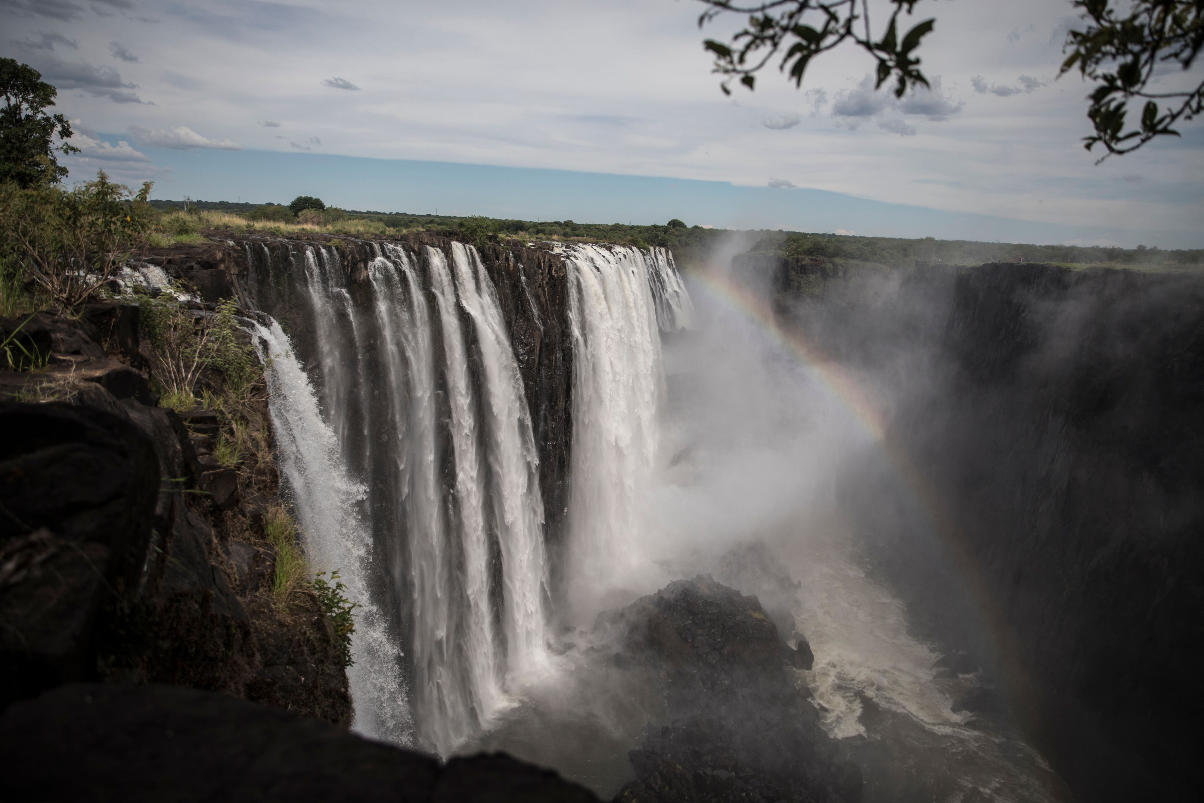 ZAMBIA-CLIMATE-ENVIRONMENT-ECONOMYTOURISM