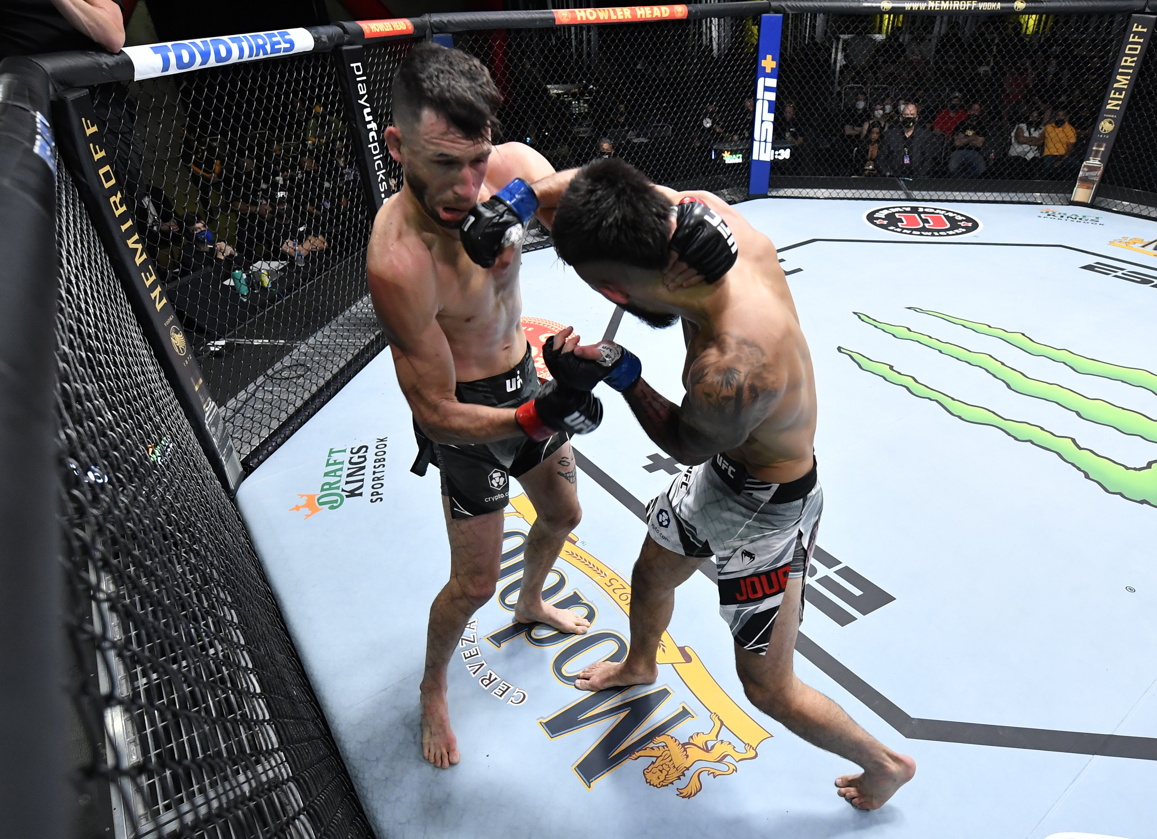 UFC Fight Night: Erosa v Jourdain