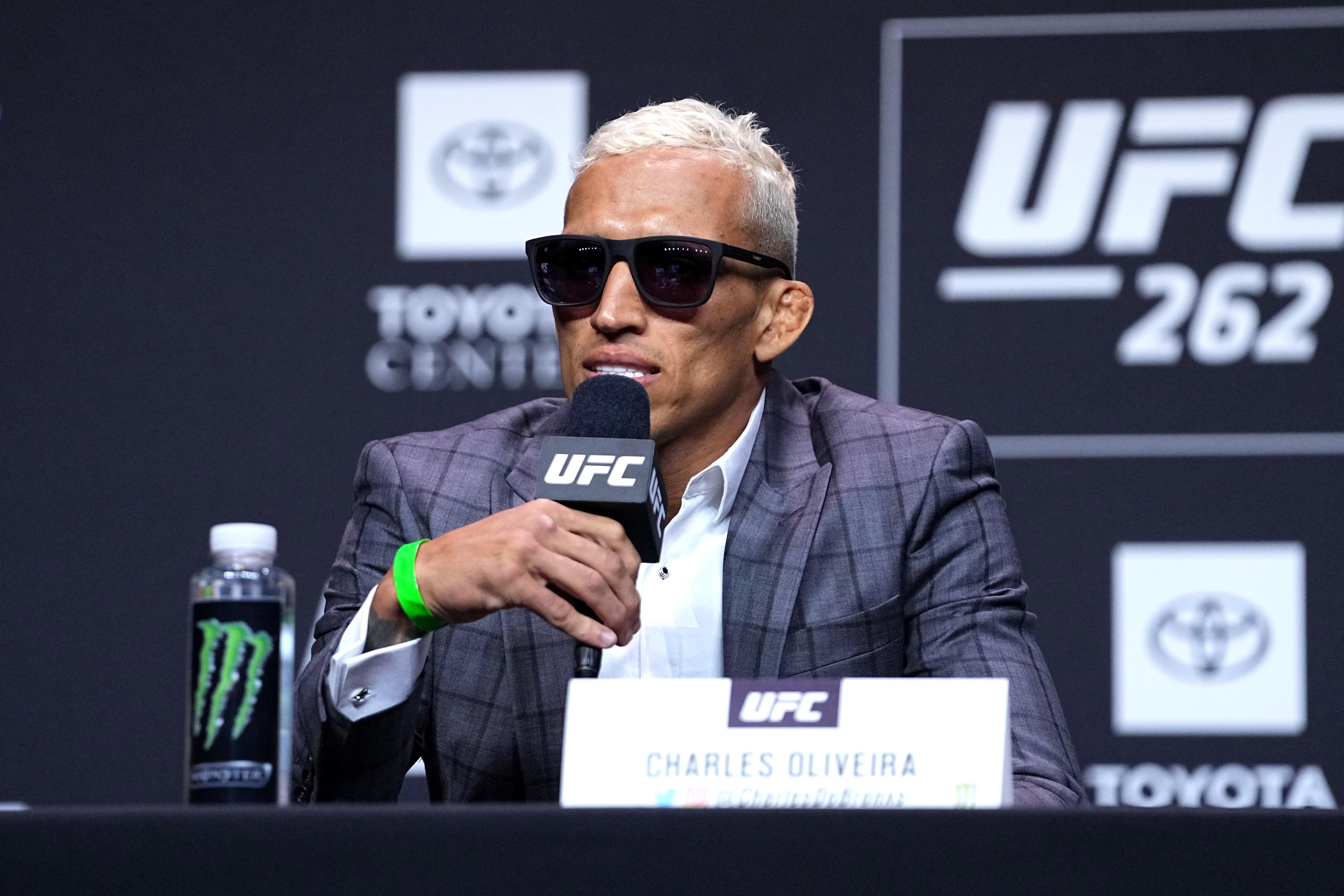 UFC 262: Press Conference