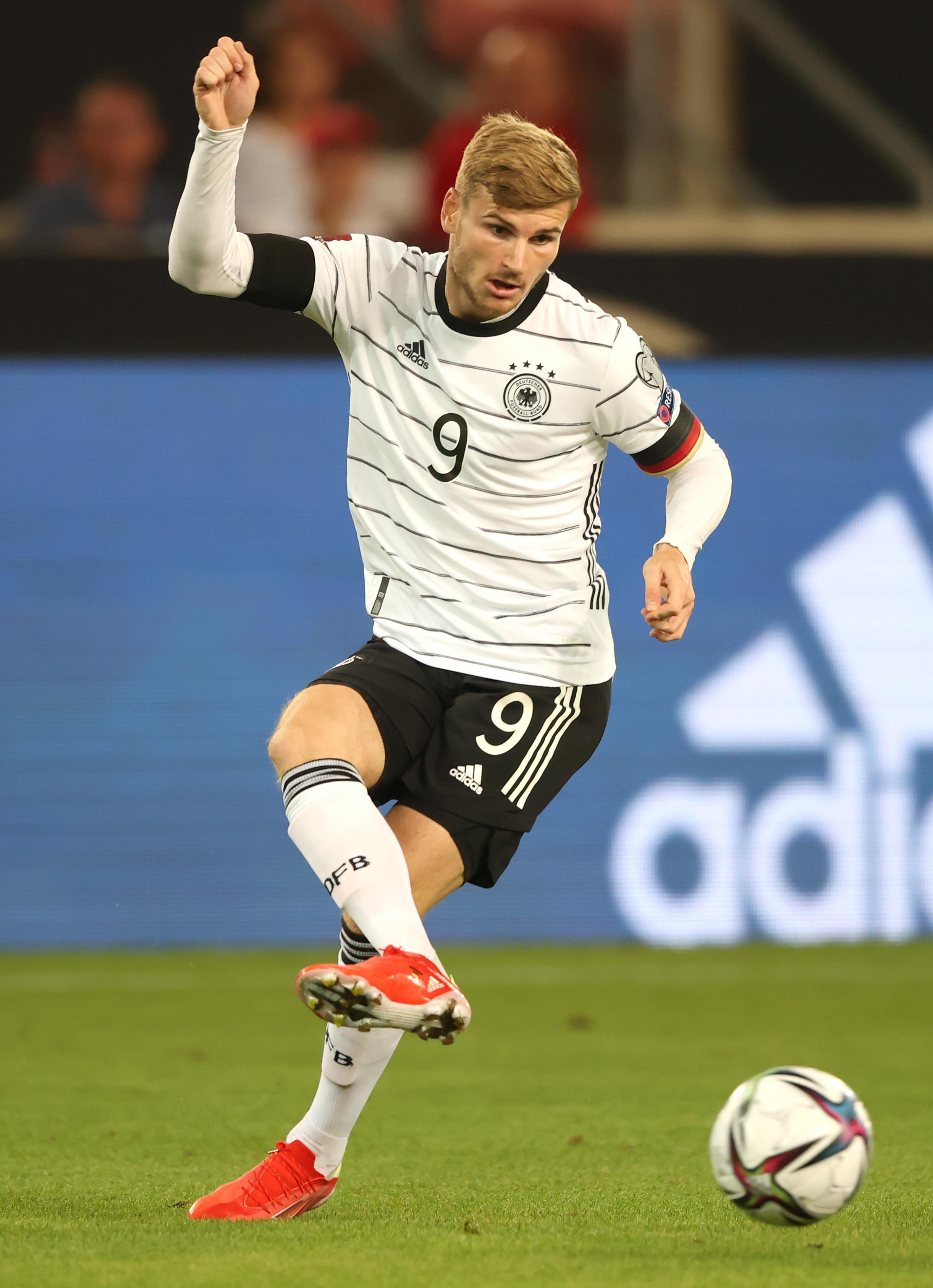Germany v Armenia - 2022 FIFA World Cup Qualifier