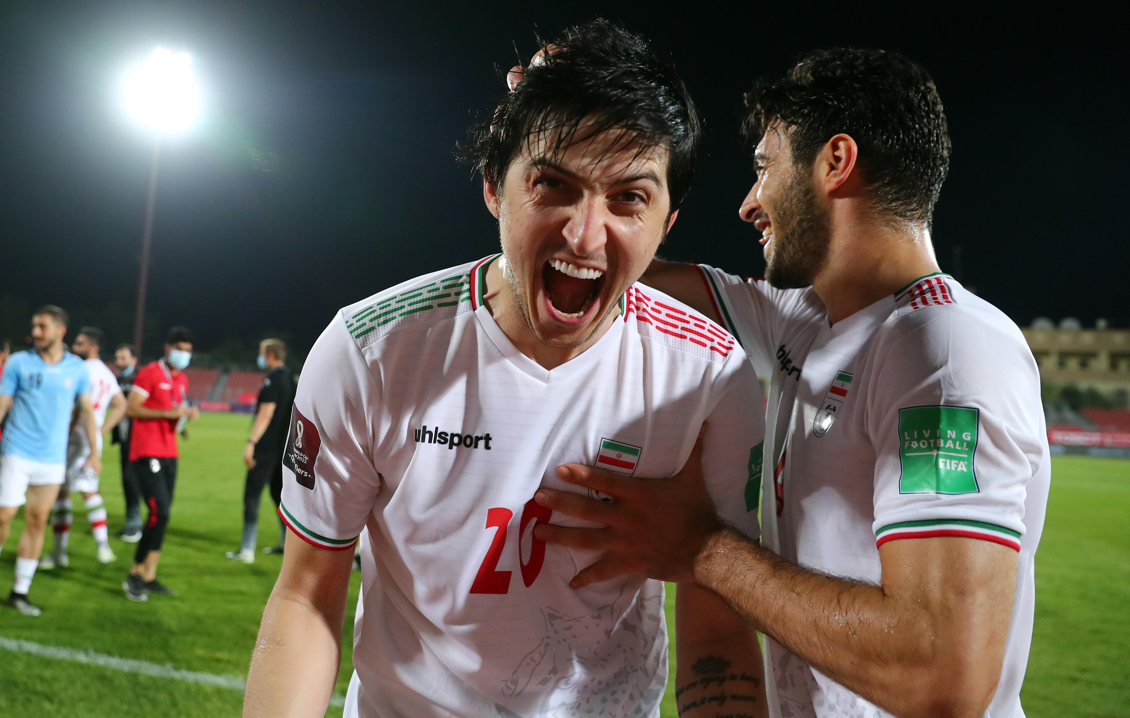 Iran v Iraq - FIFA World Cup Qatar 2022: Asia Qualifier