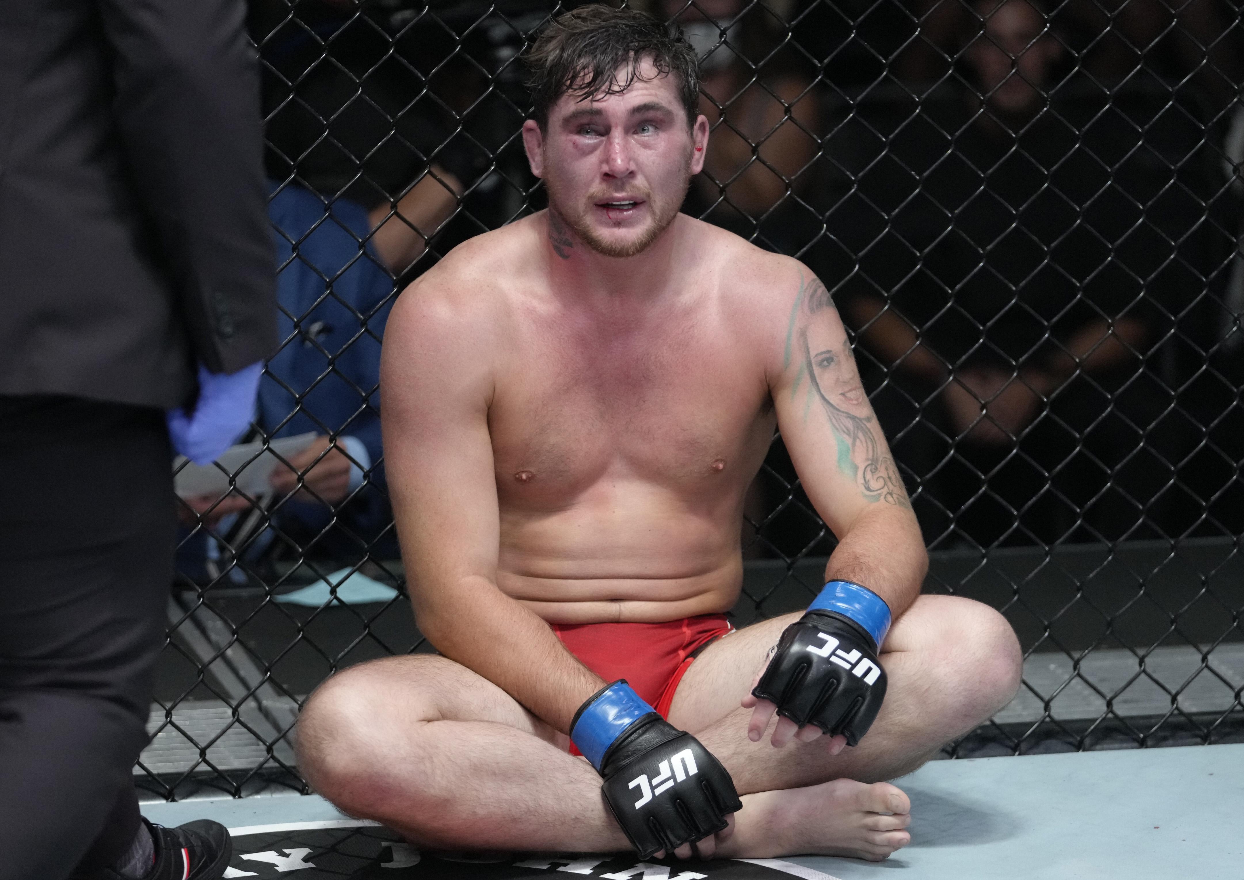 UFC Fight Night: Derek Brunson v Darren Till