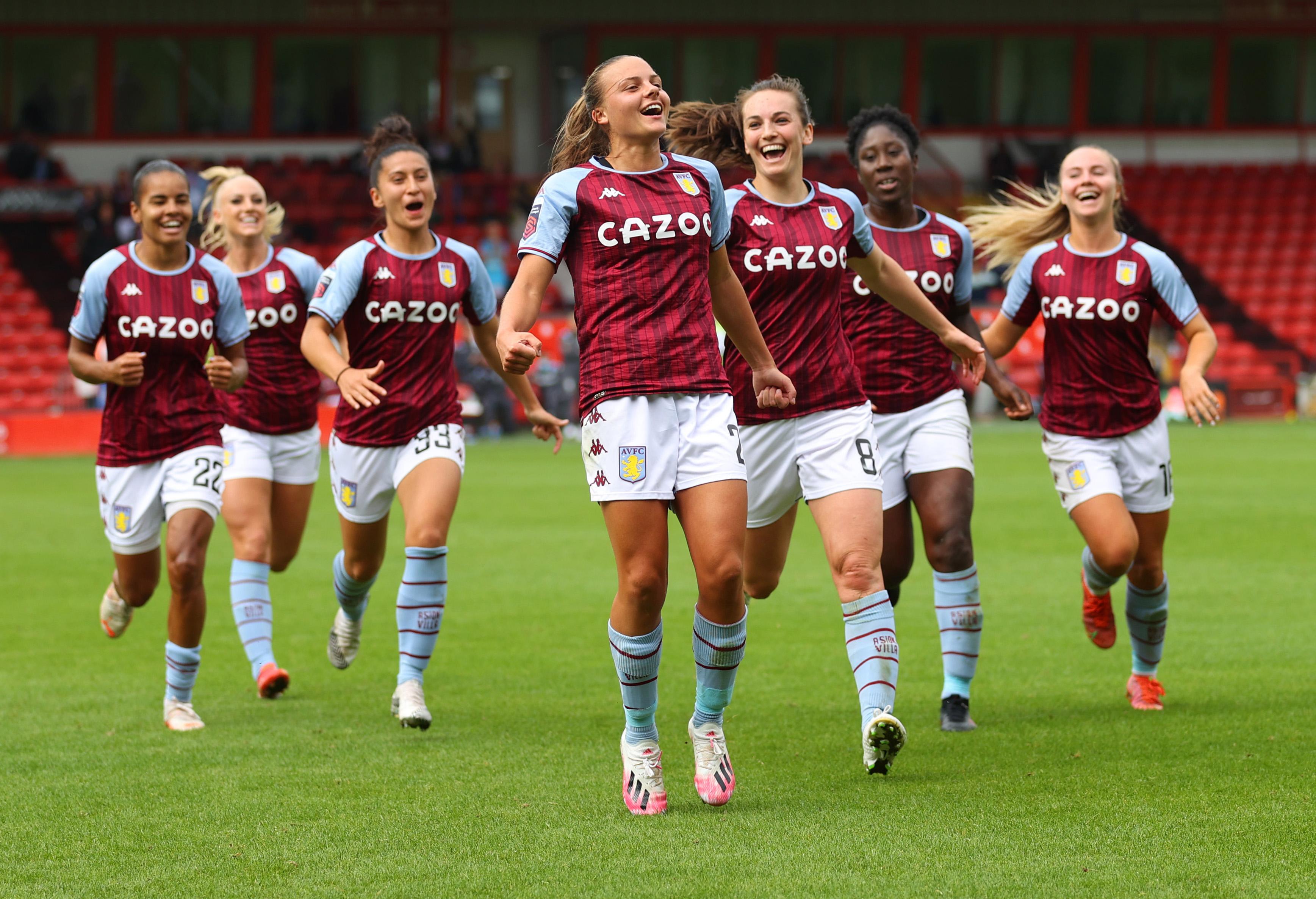 Aston Villa Women v Leicester City Women - Barclays FA Women's Super League