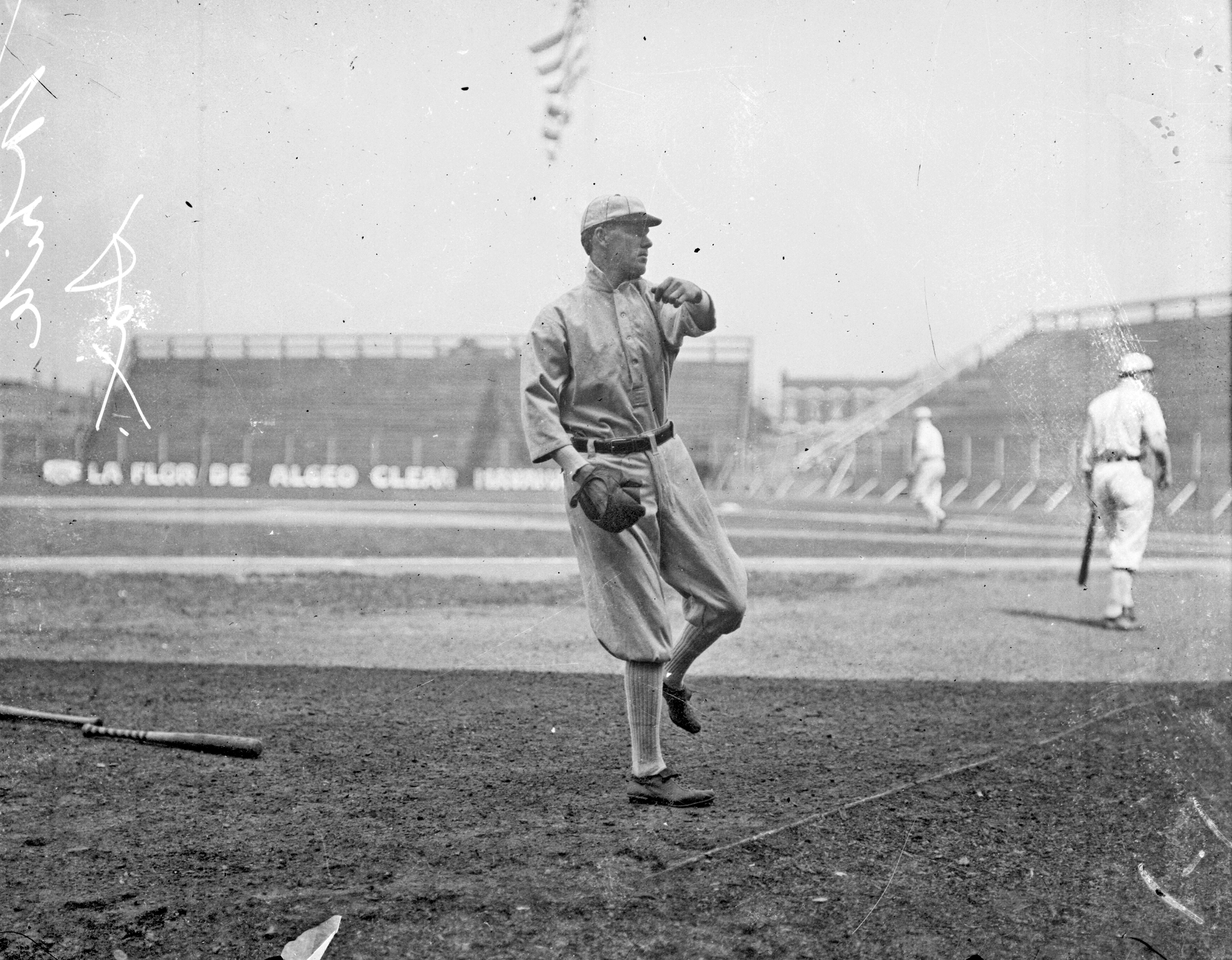 Doc White Of The Chisox
