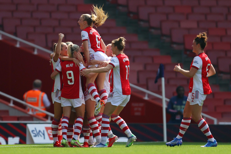 Arsenal Women v Chelsea Women - Barclays FA Women's Super League