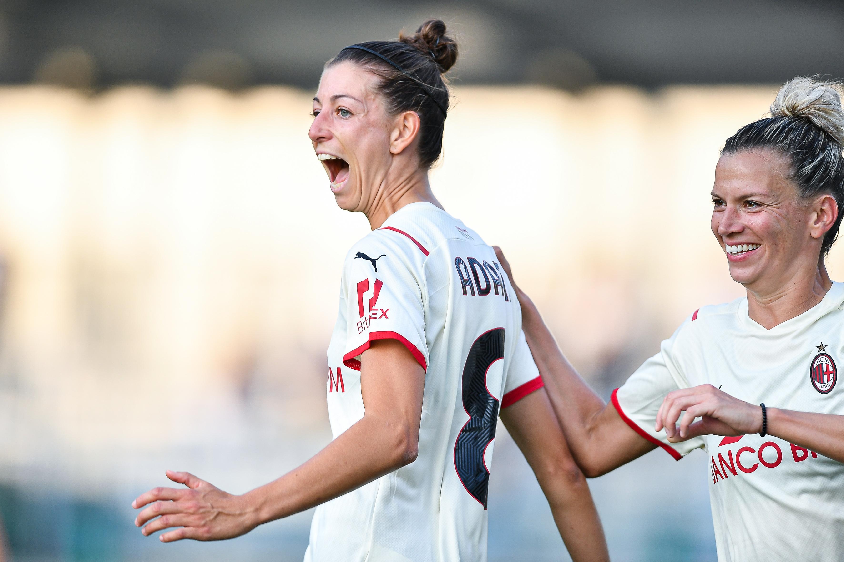 UC Sampdoria v AC Milan - Women Serie A
