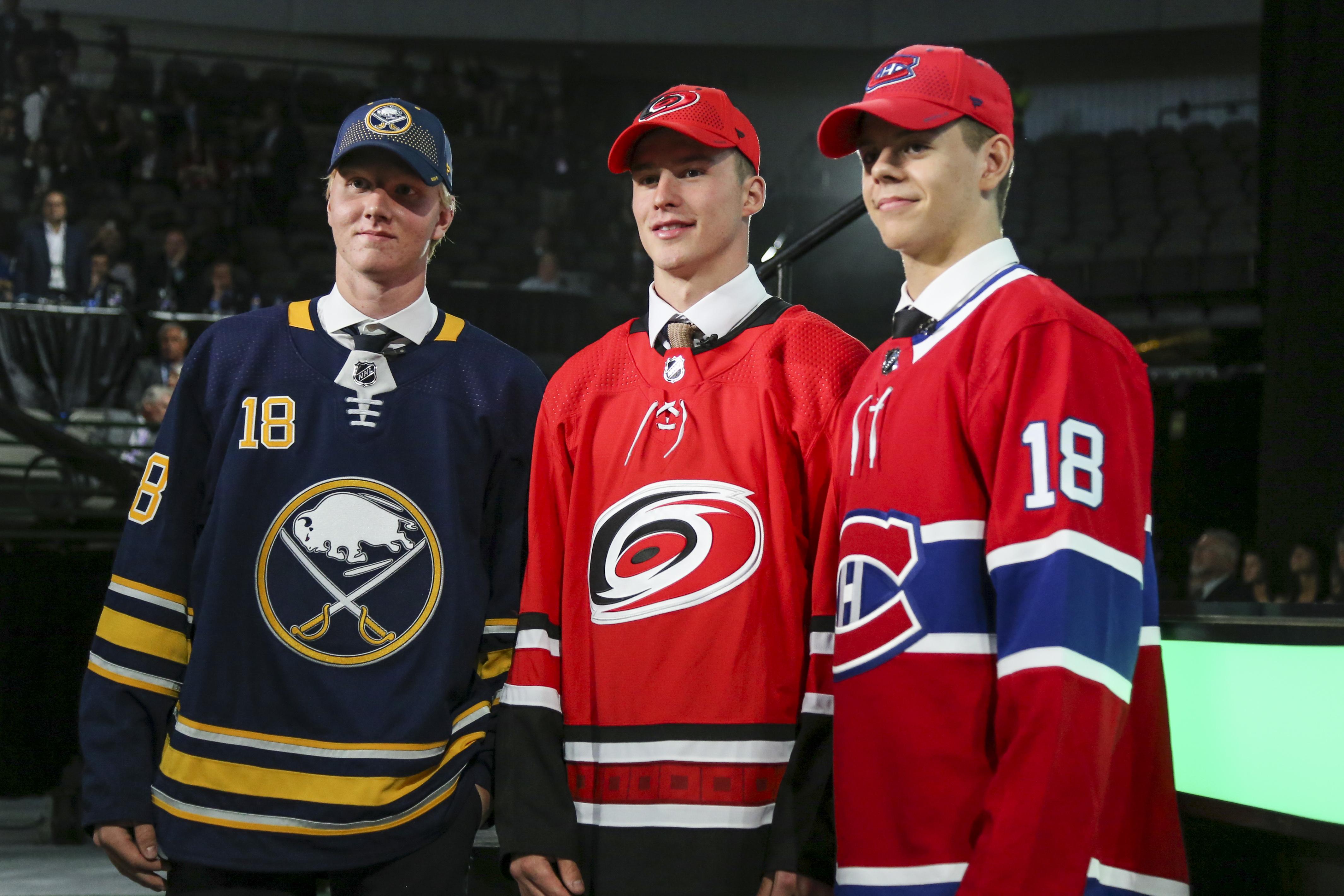 NHL: JUN 22 NHL Draft