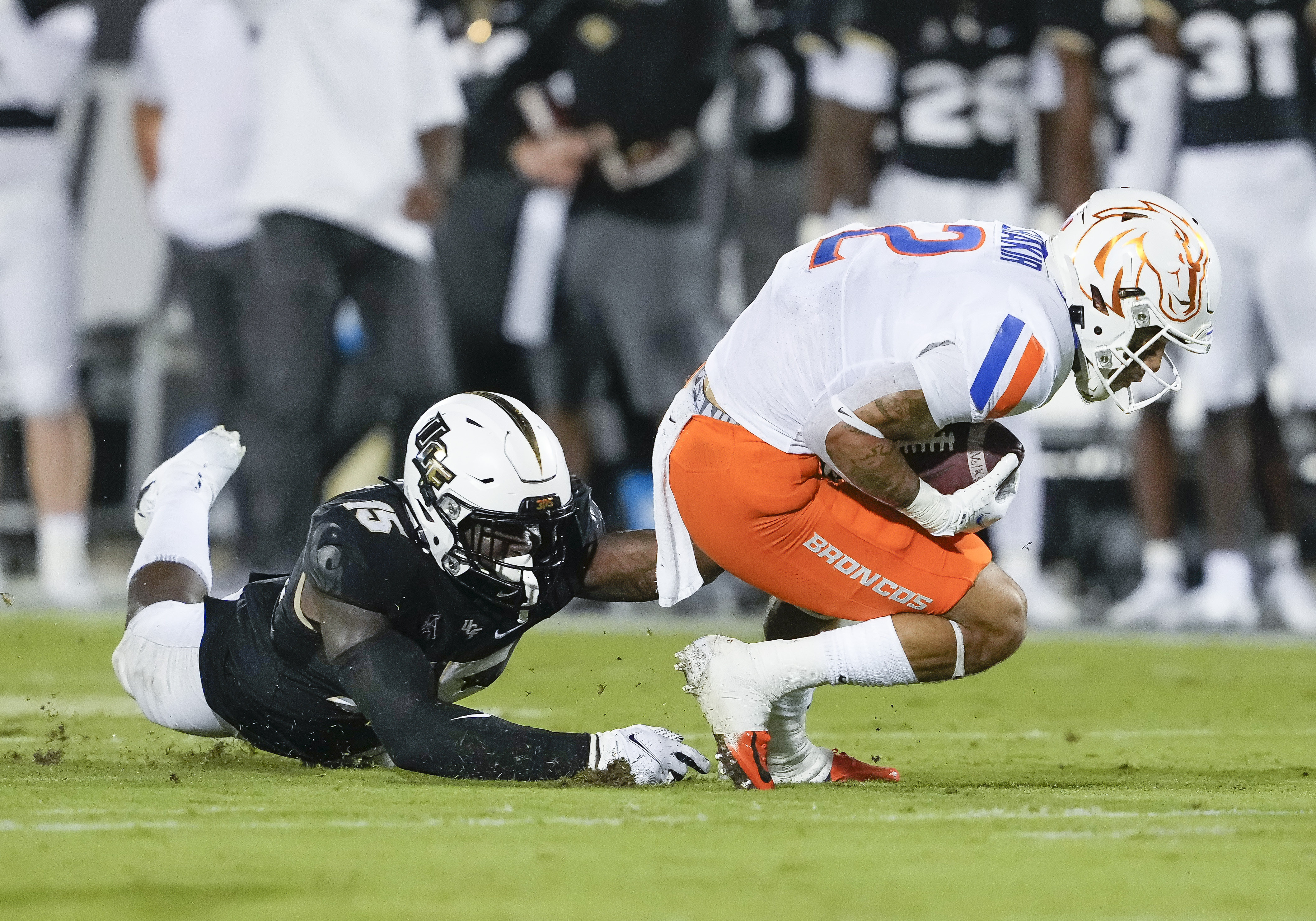 COLLEGE FOOTBALL: SEP 02 Boise State at UCF