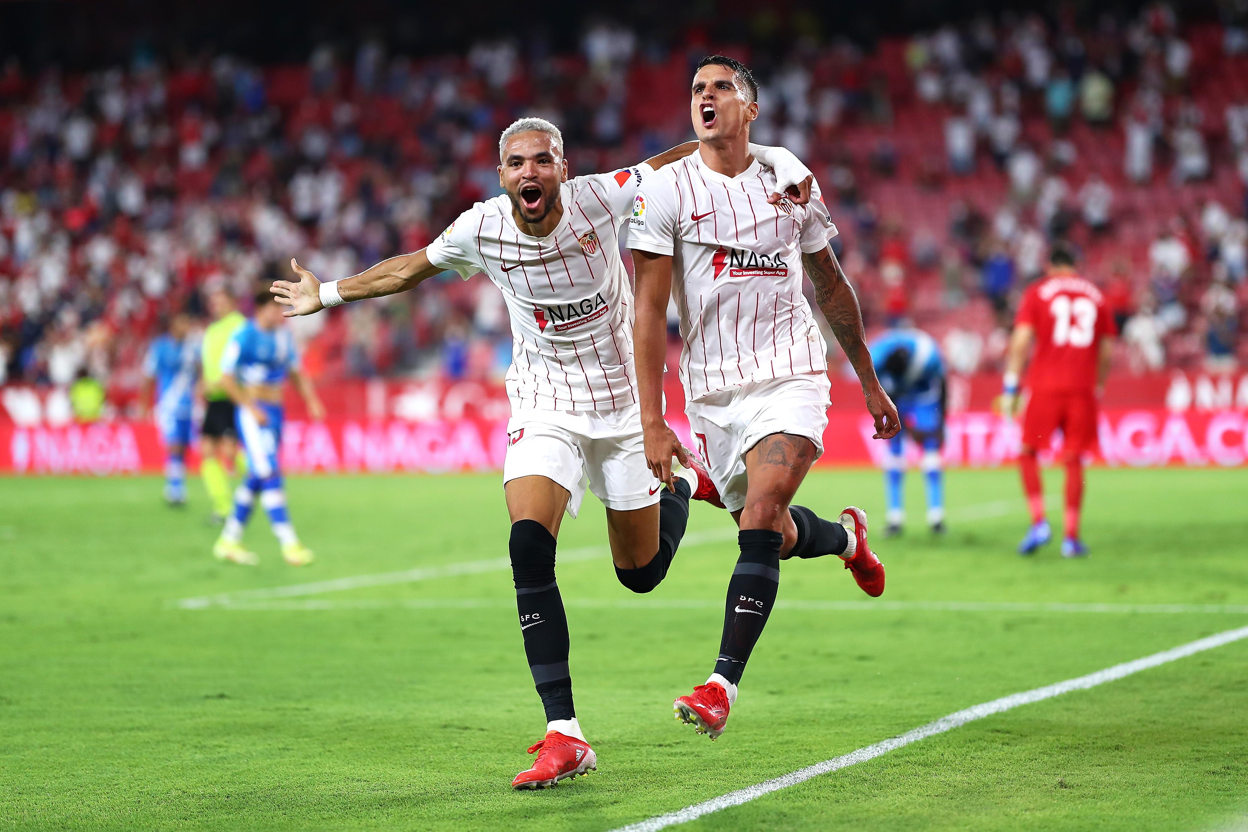 Sevilla FC v Rayo Vallecano - La Liga Santander