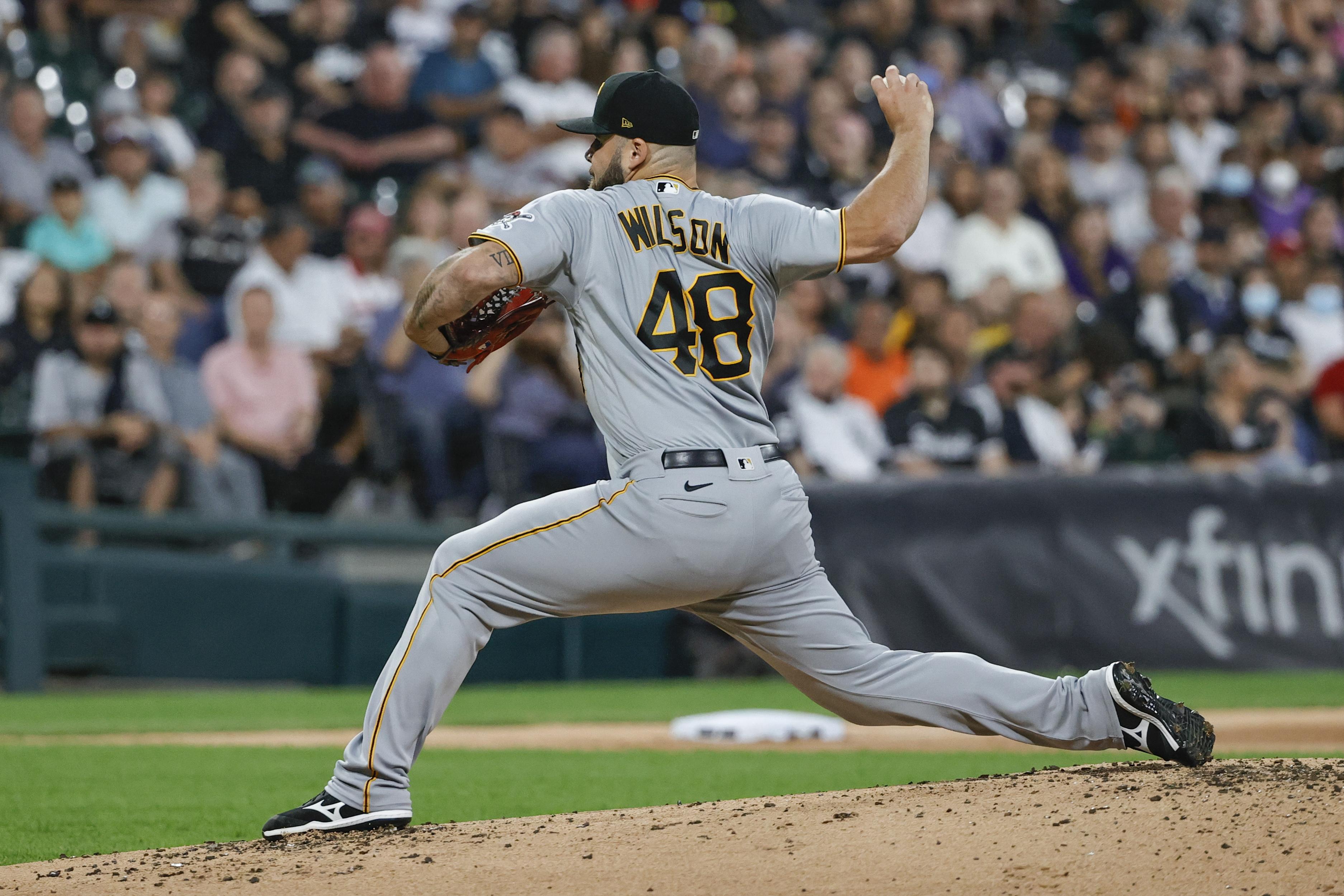 MLB: Pittsburgh Pirates at Chicago White Sox