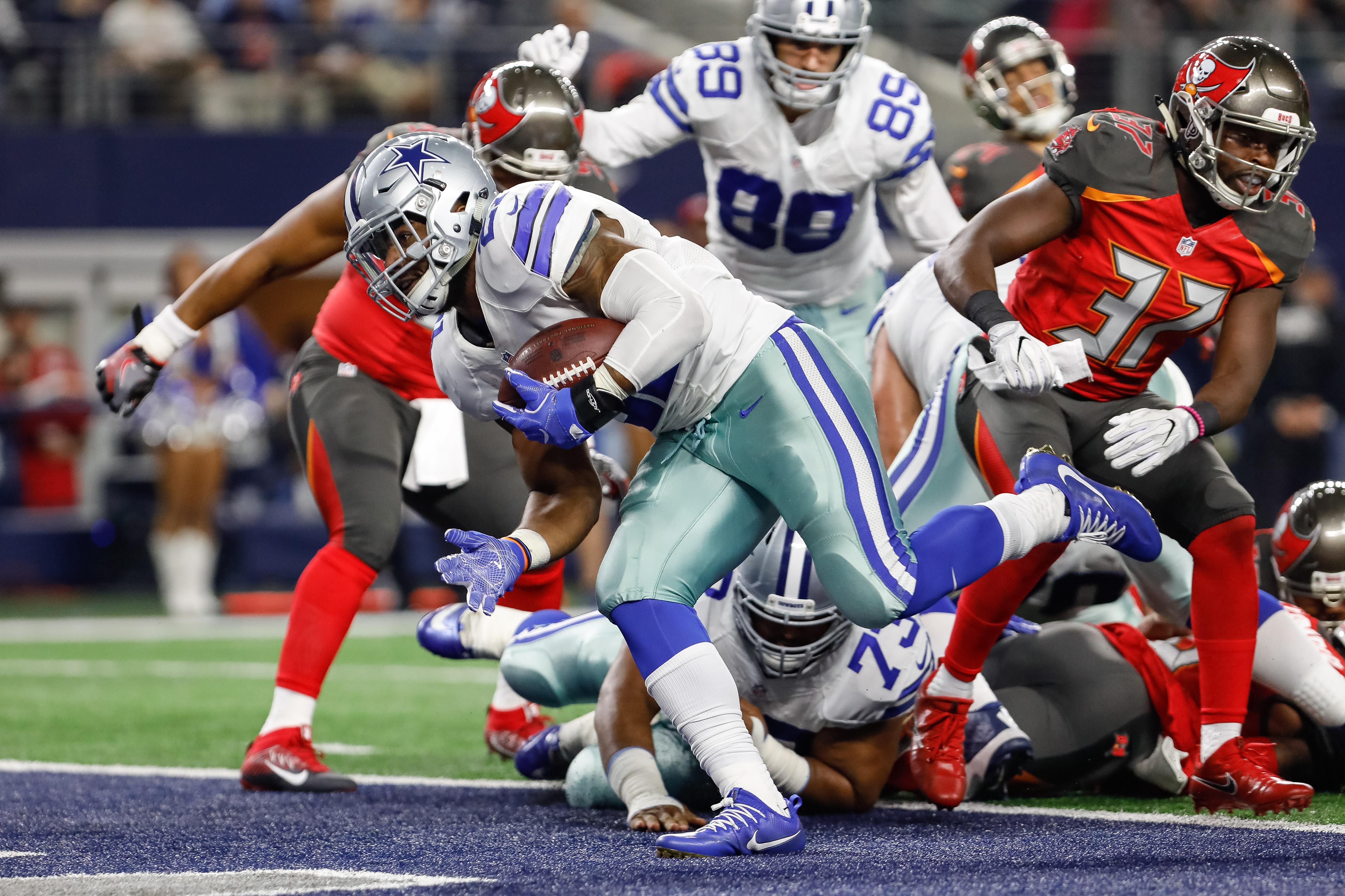 NFL: DEC 18 Buccaneers at Cowboys