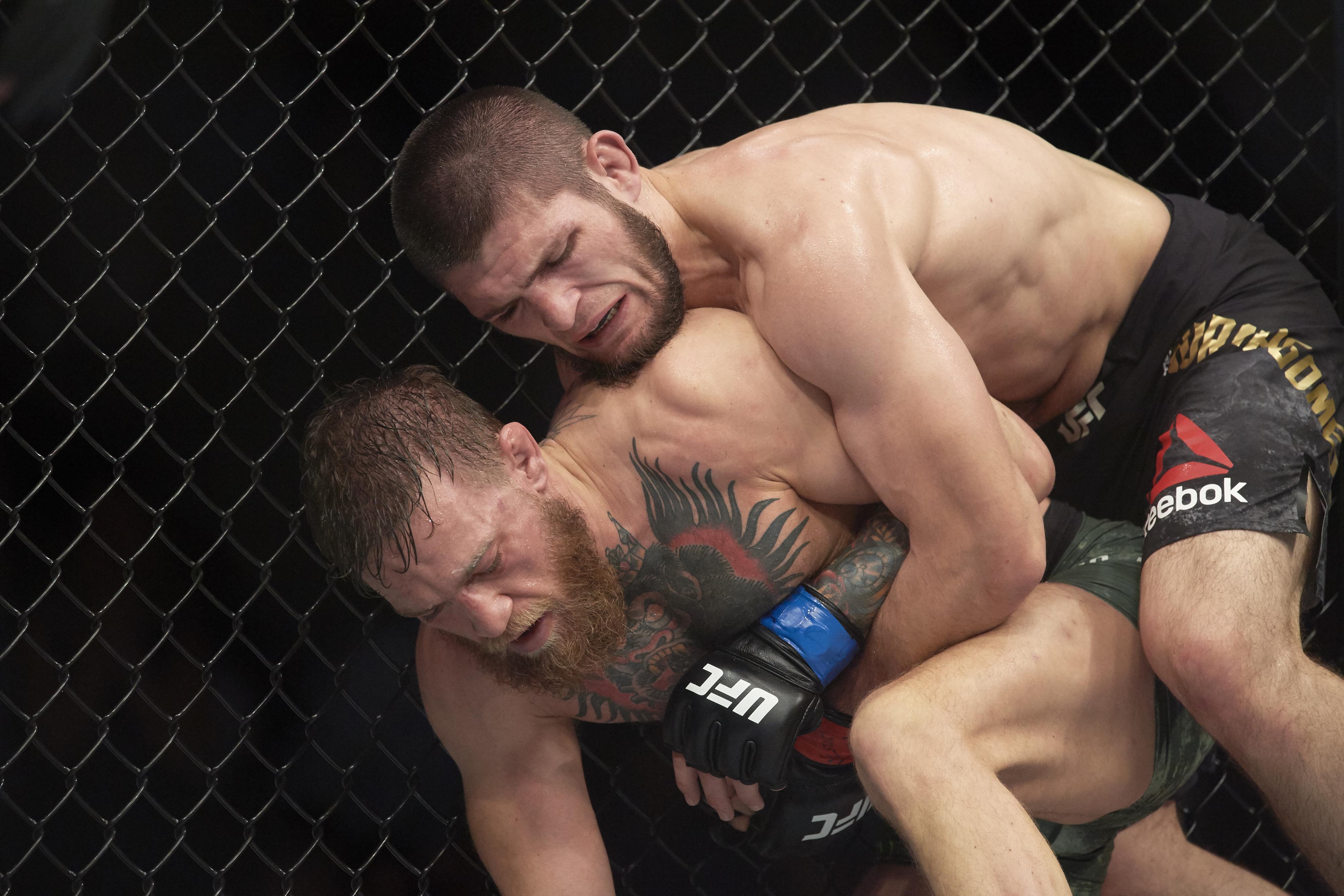 Conor McGregor vs Khabib Nurmagomedov, Ultimate Fighting Championship 229