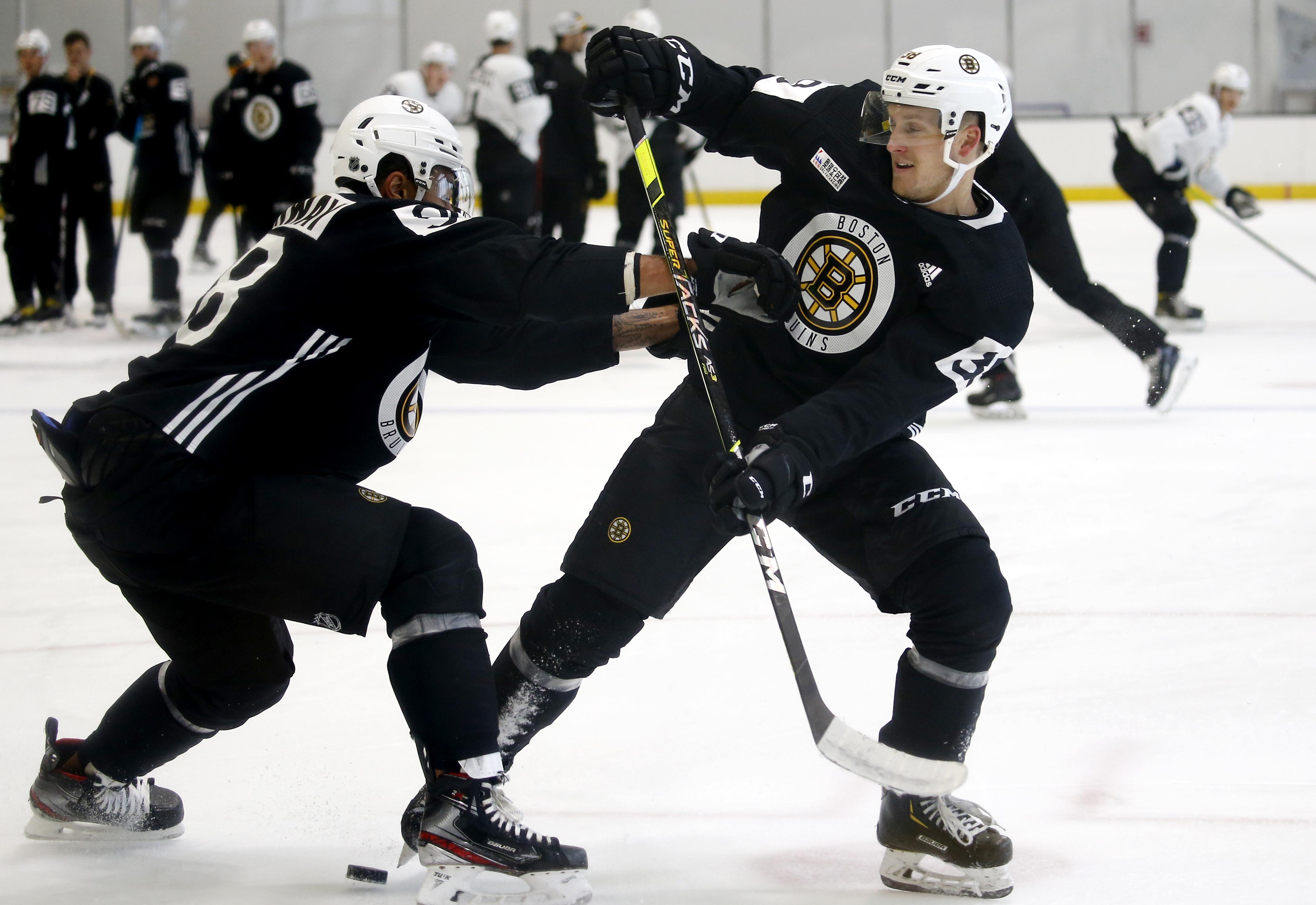 Boston Bruins Development Camp