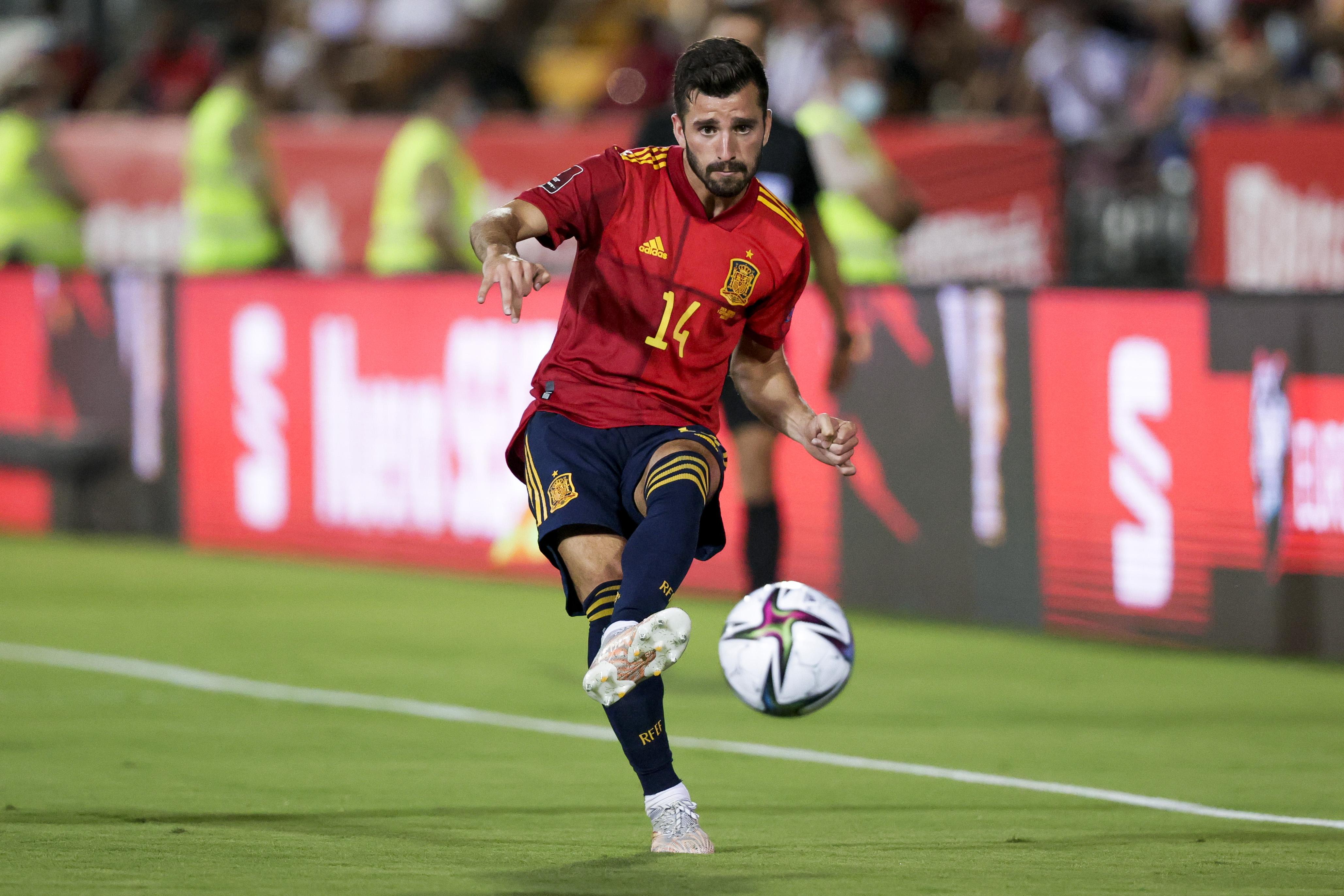 Spain v Georgia -World Cup Qualifier