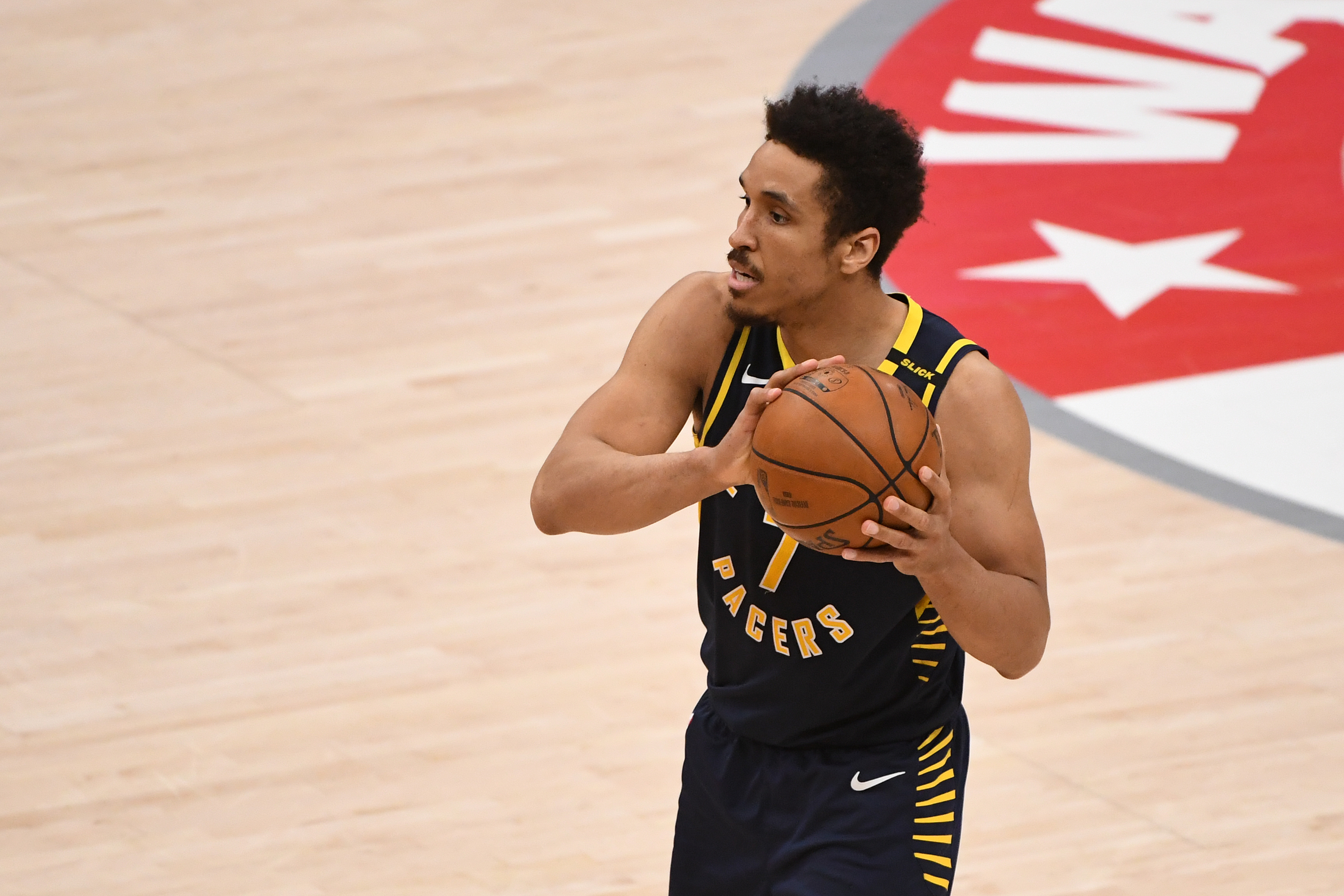 Indiana Pacers v Washington Wizards - Play-In Tournament