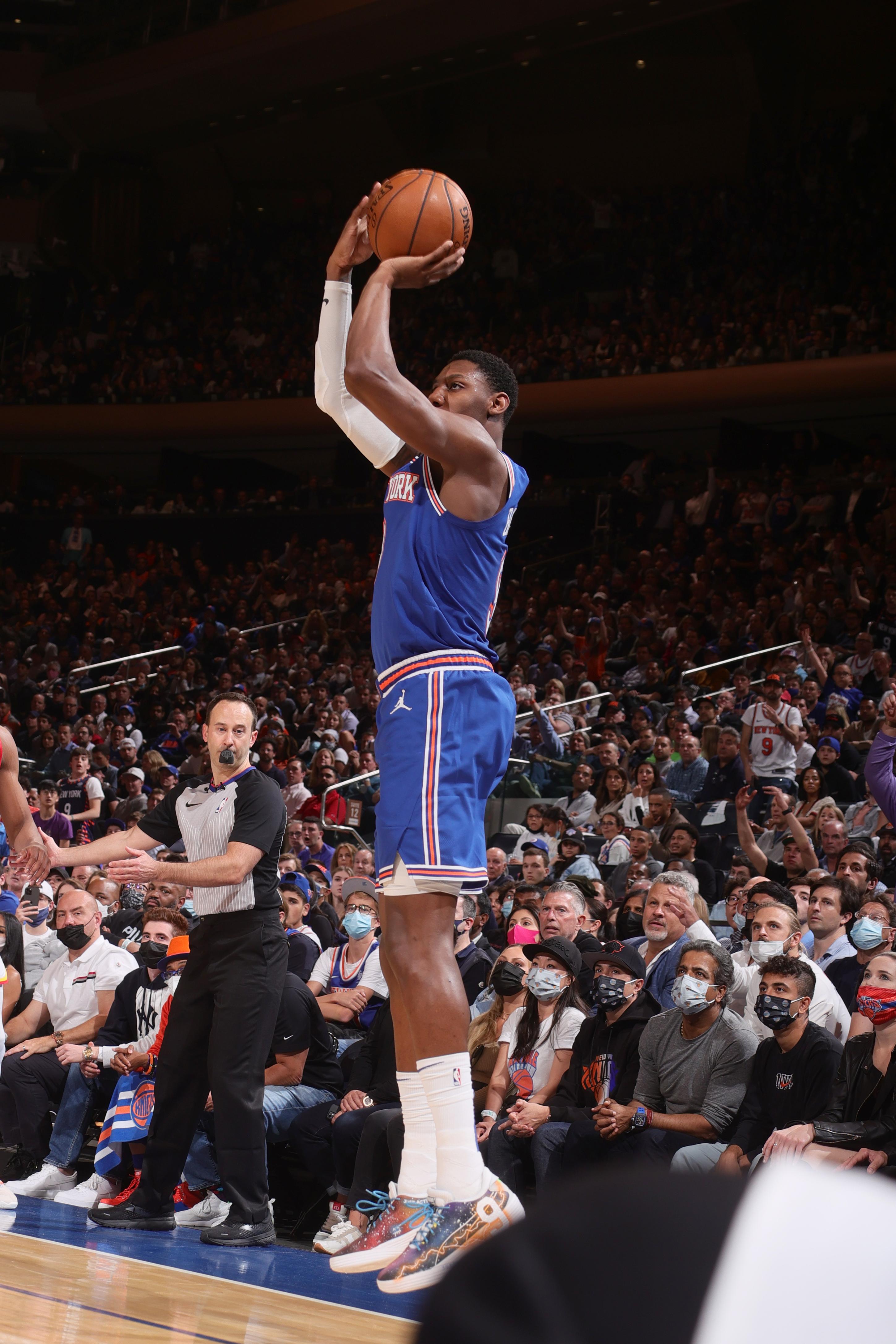 2021 NBA Playoffs - Atlanta Hawks v New York Knicks