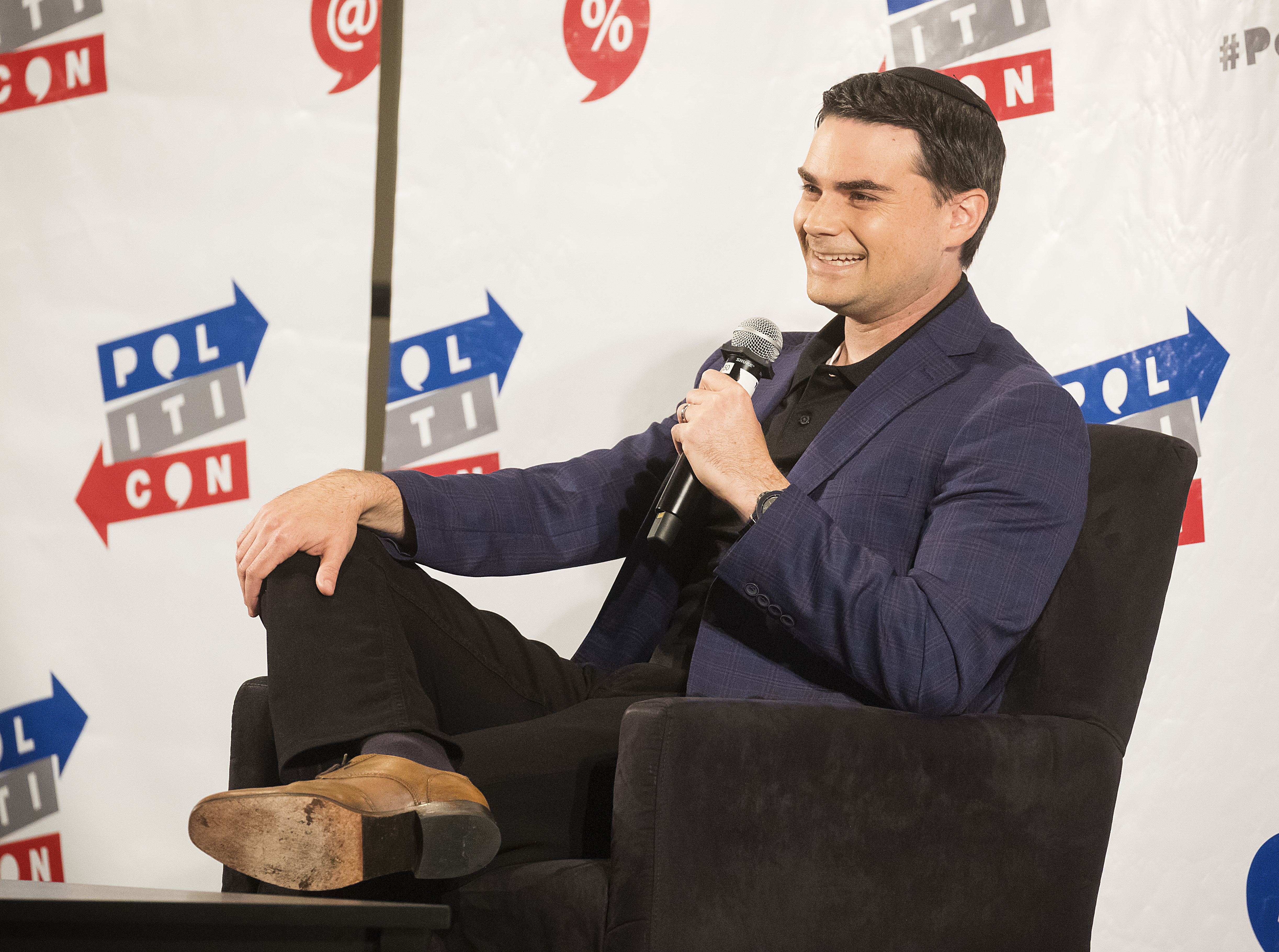 Ben Shapiro Shapiro and other conservatives are jumping into the entertainment business.