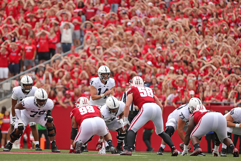 Penn State v Wisconsin