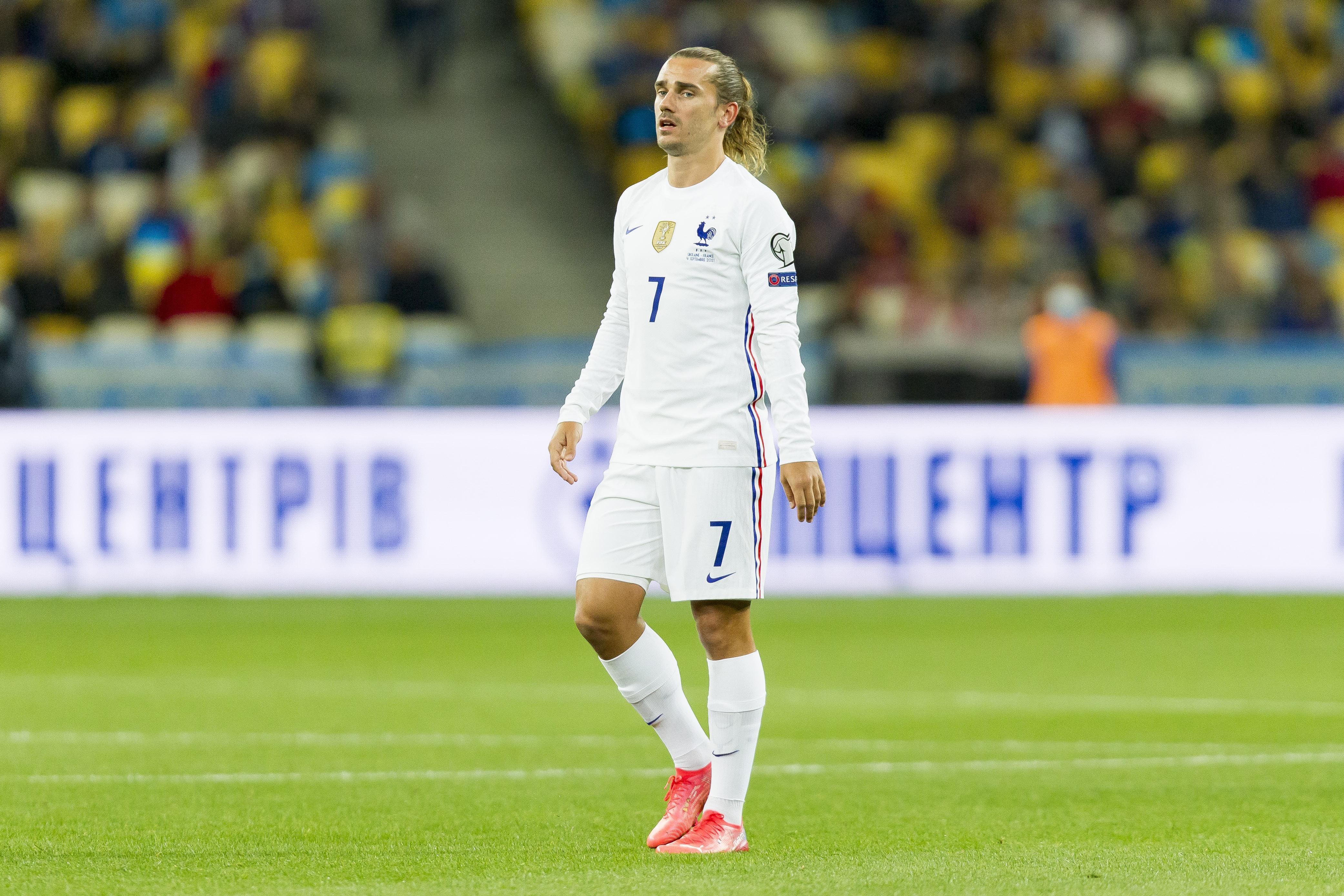 Ukraine v France - FIFA World Cup 2022 Qatar qualification