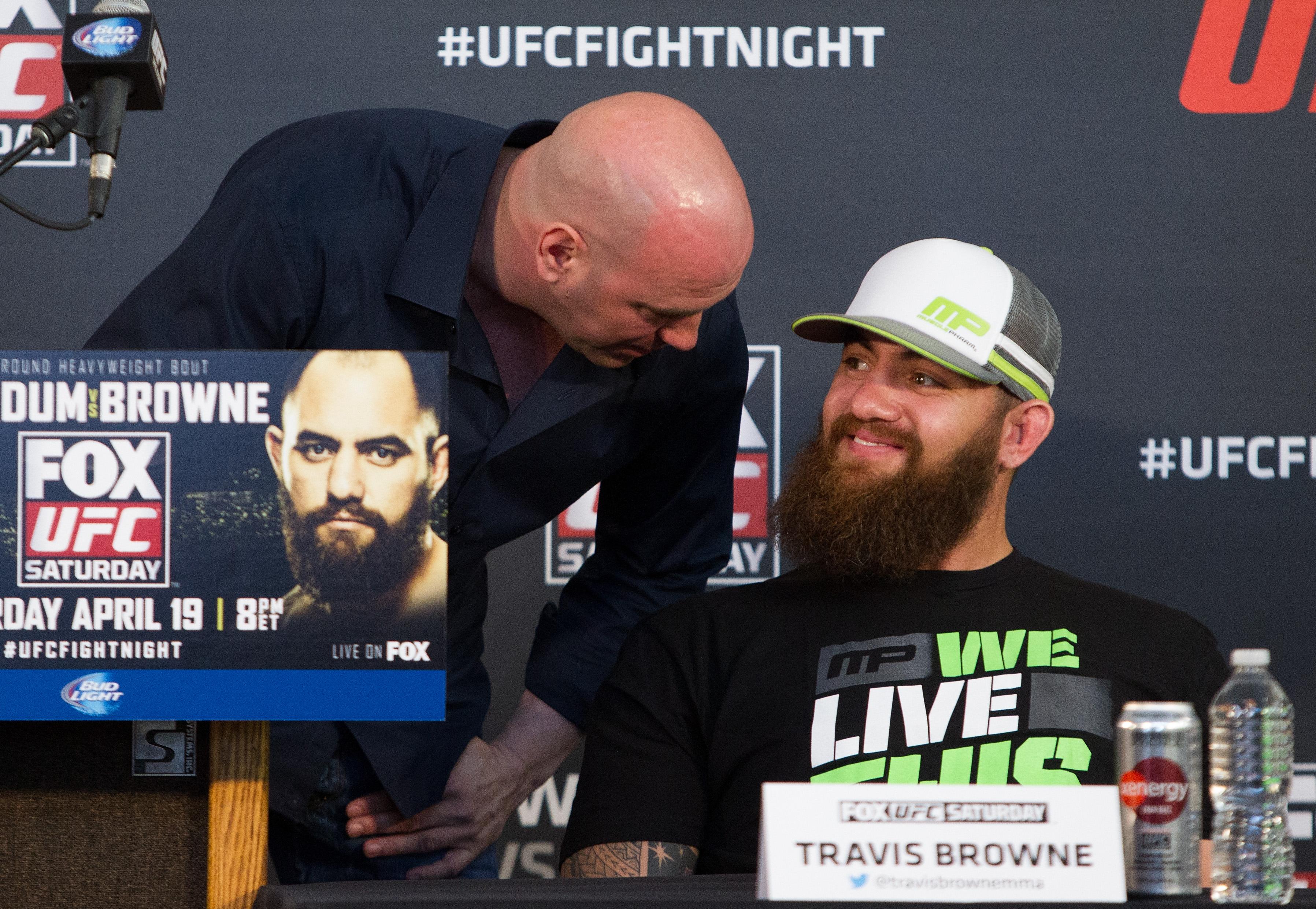 FOX UFC Saturday Press Conference