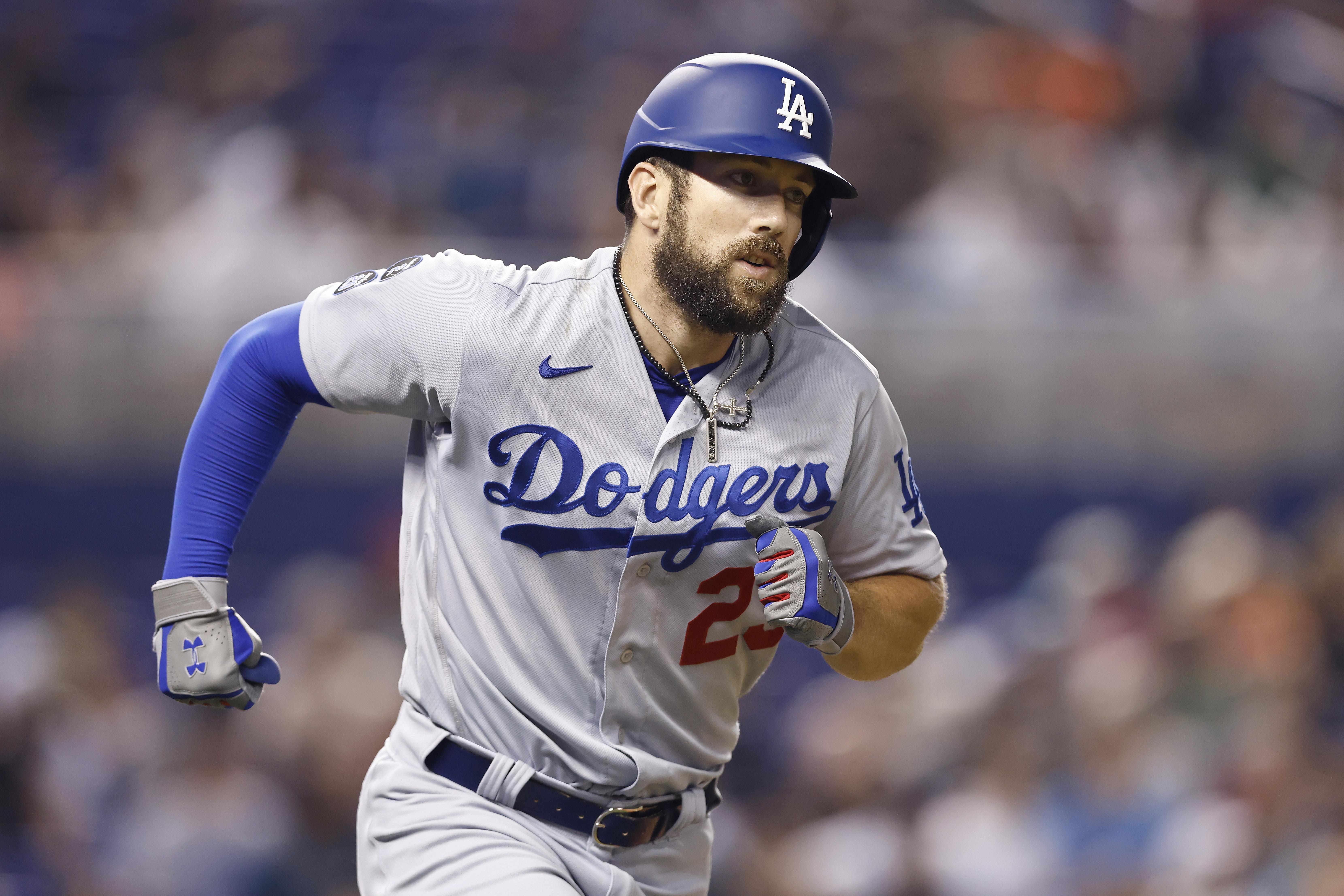 Los Angeles Dodgers v Miami Marlins