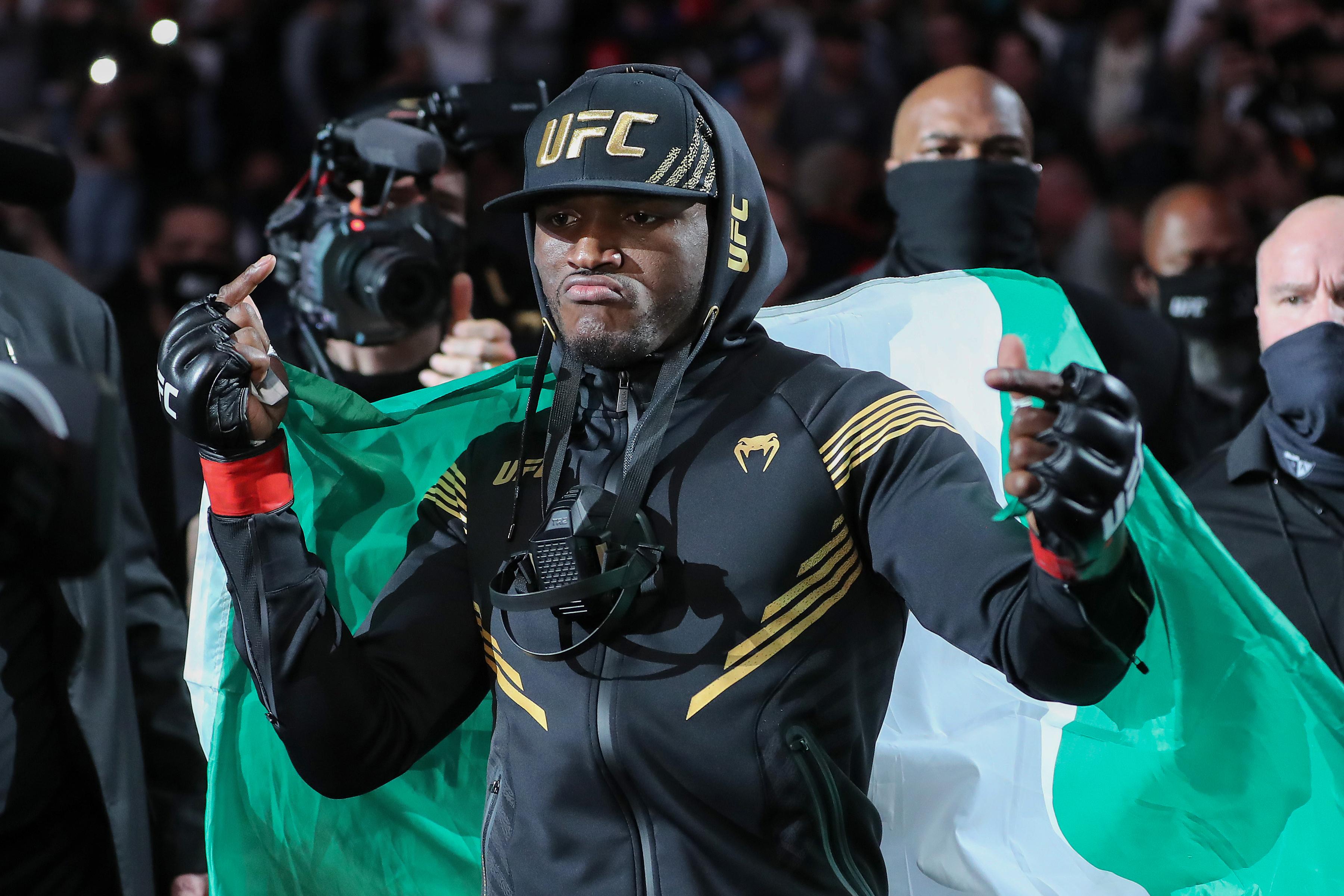UFC 261: Kamaru Usman v Jorge Masvidal 2