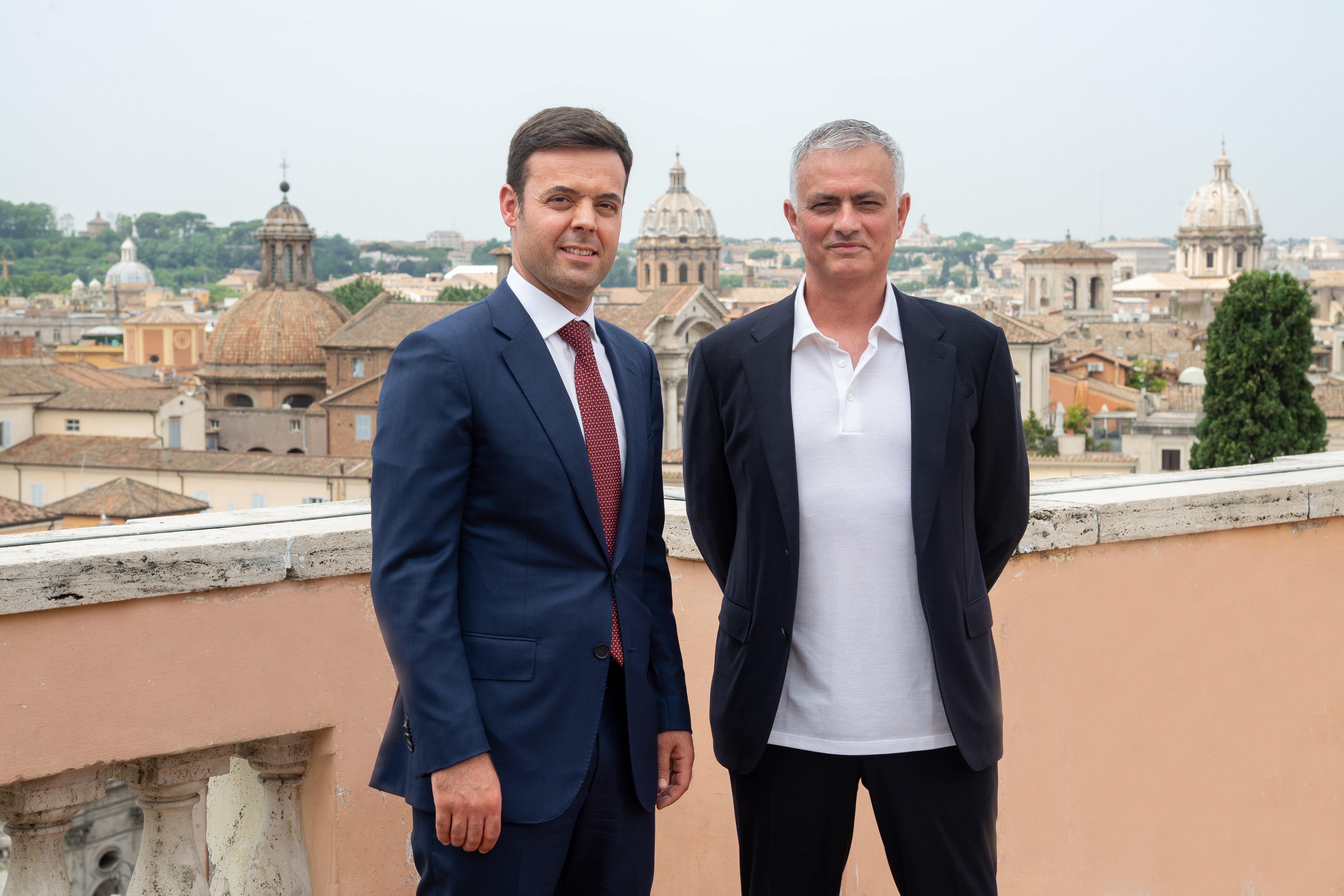 Jose Mourinho Day
