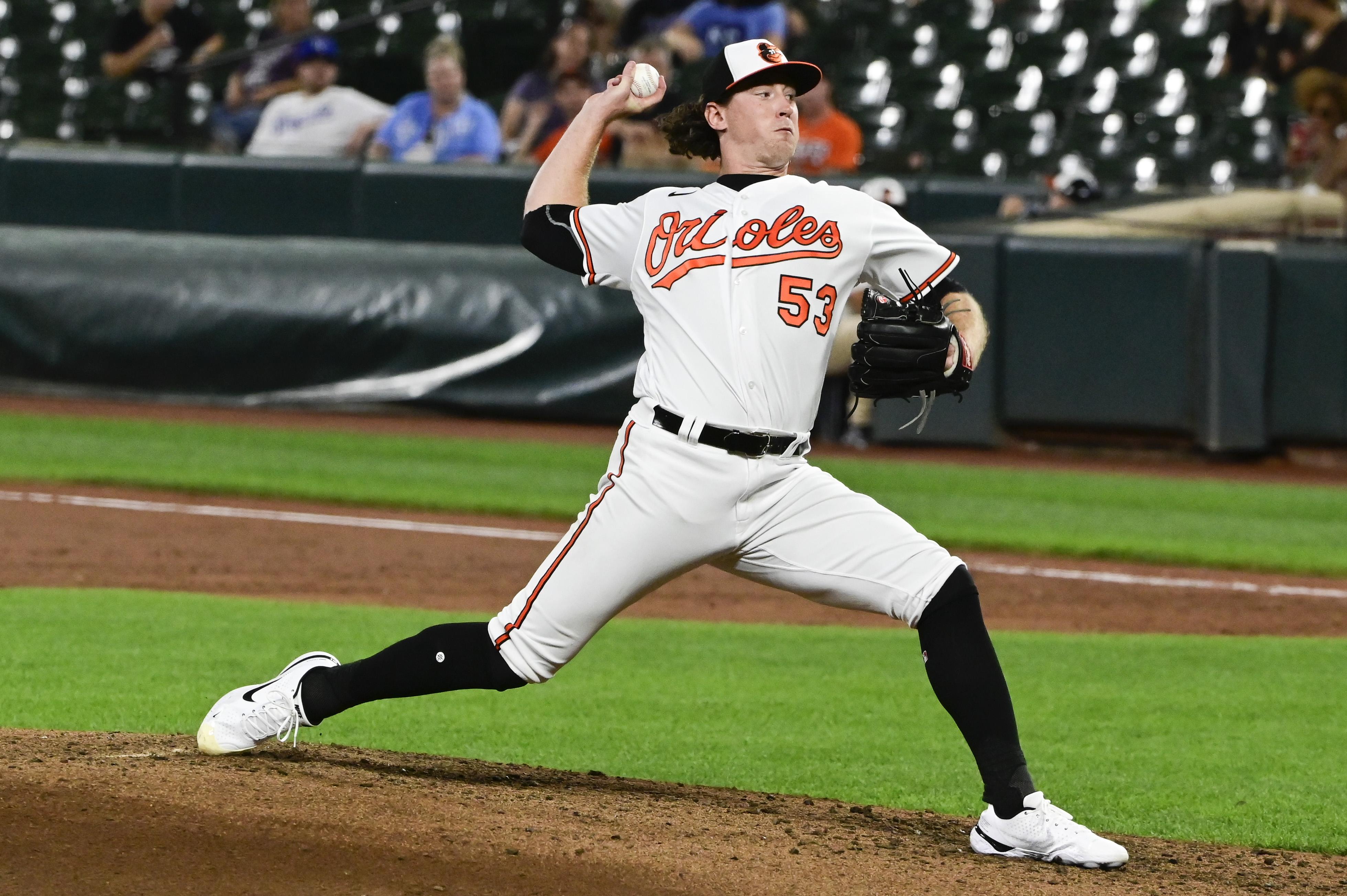 MLB: Kansas City Royals at Baltimore Orioles