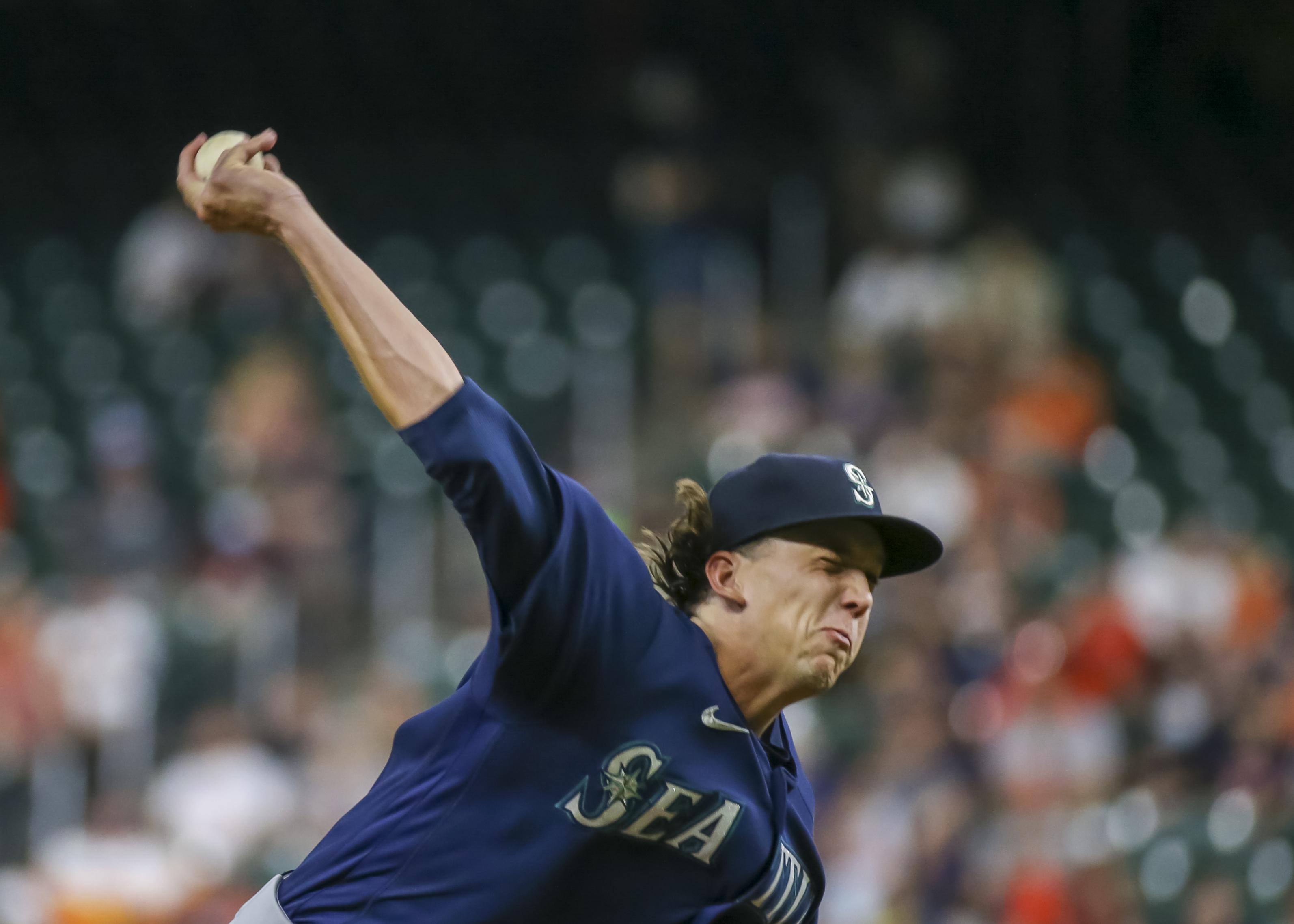 MLB: SEP 07 Mariners at Astros