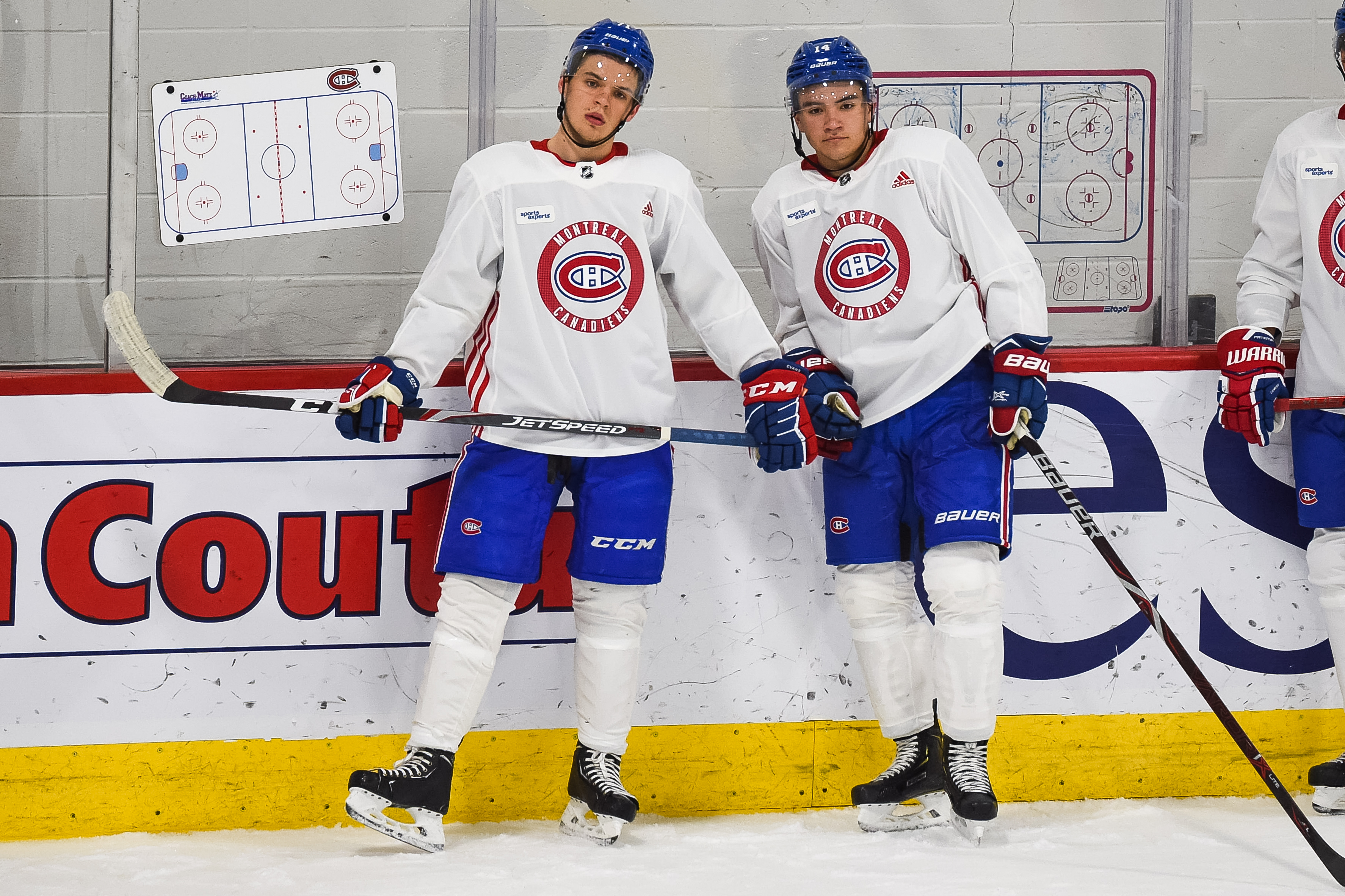NHL: JUN 26 Canadiens Development Camp