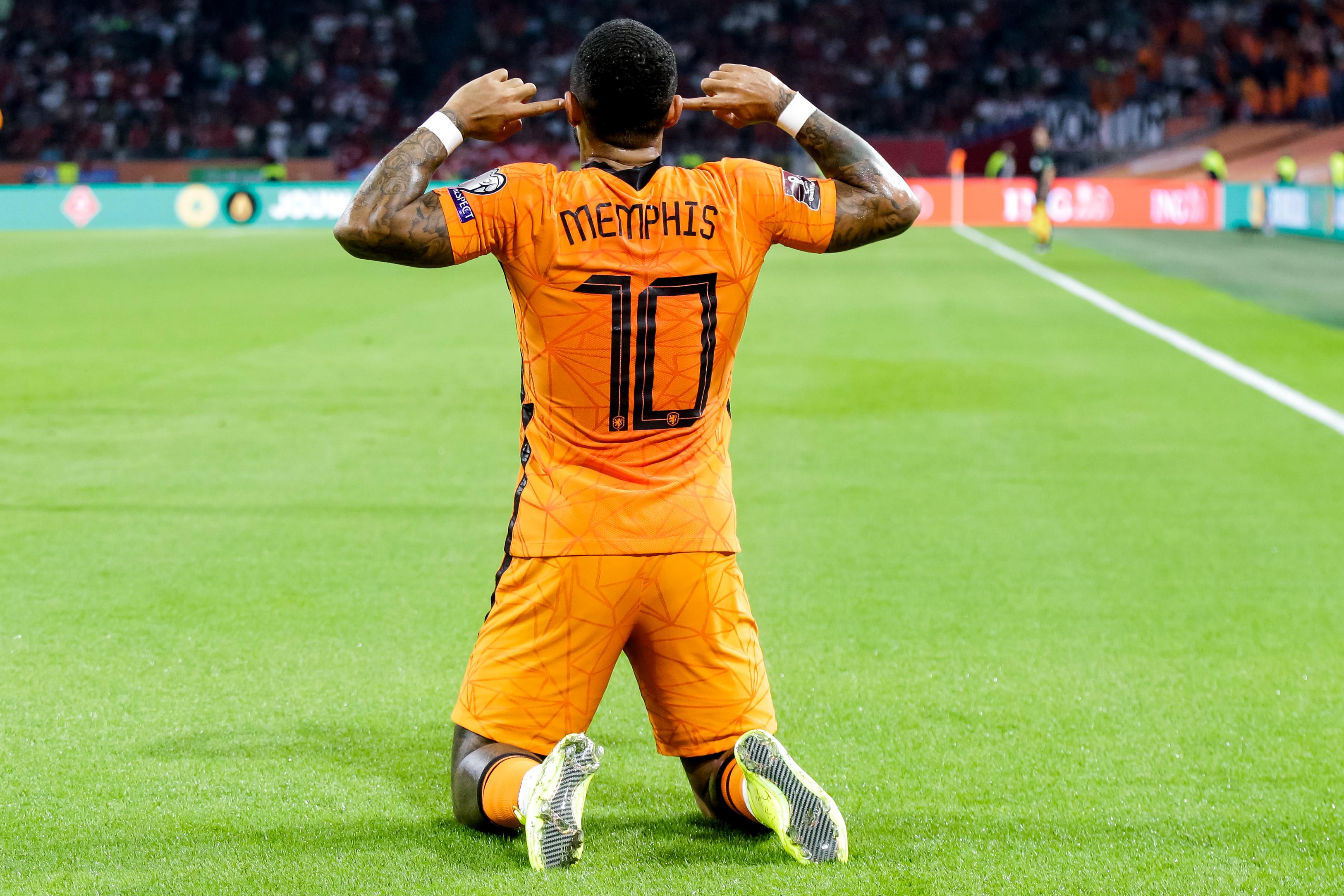 Netherlands v Turkey - 2022 FIFA World Cup Qualifier
