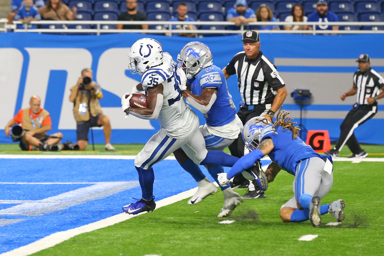 Indianapolis Colts vs Detroit Lions