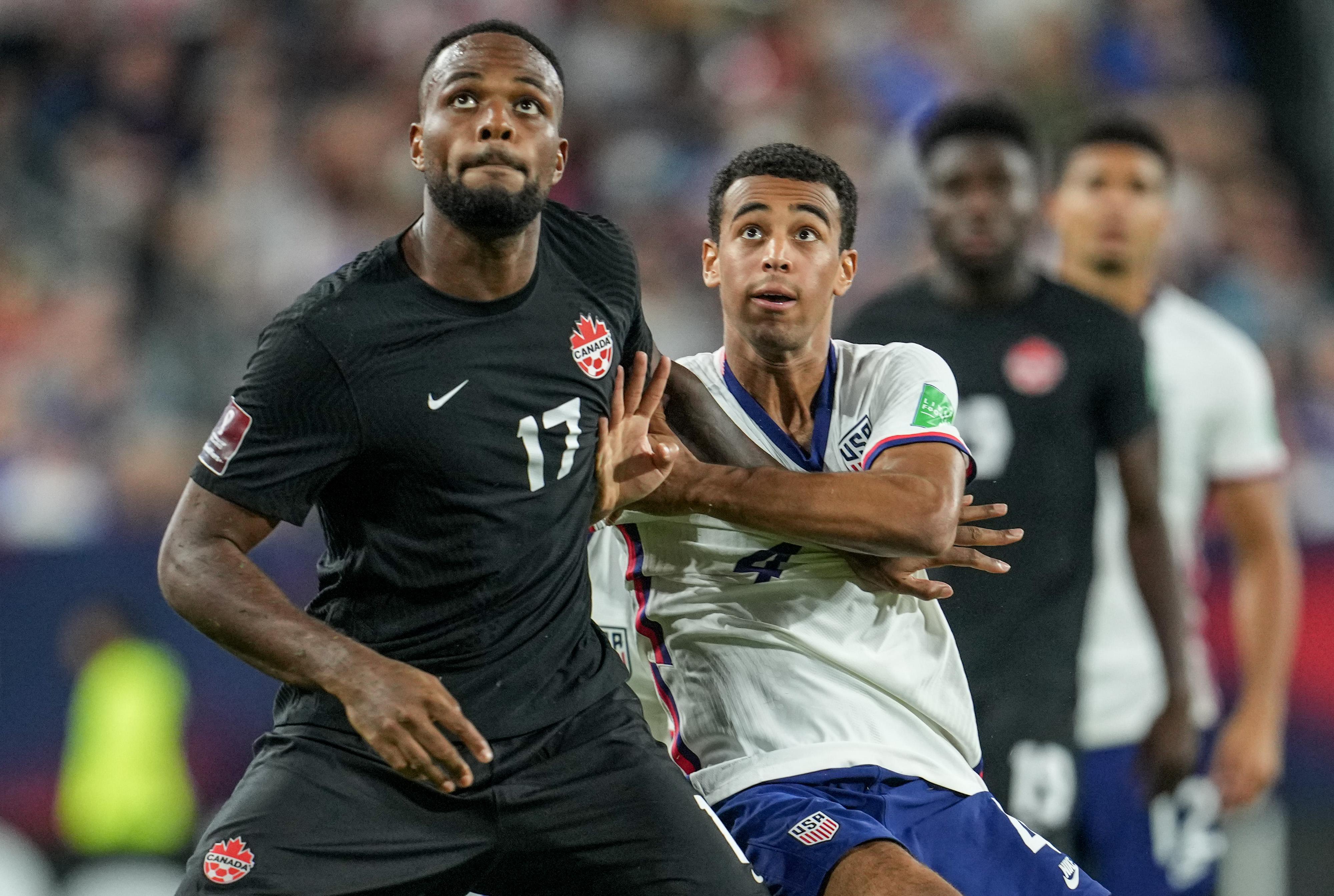 Canada v United States: 2022 World Cup Qualifying