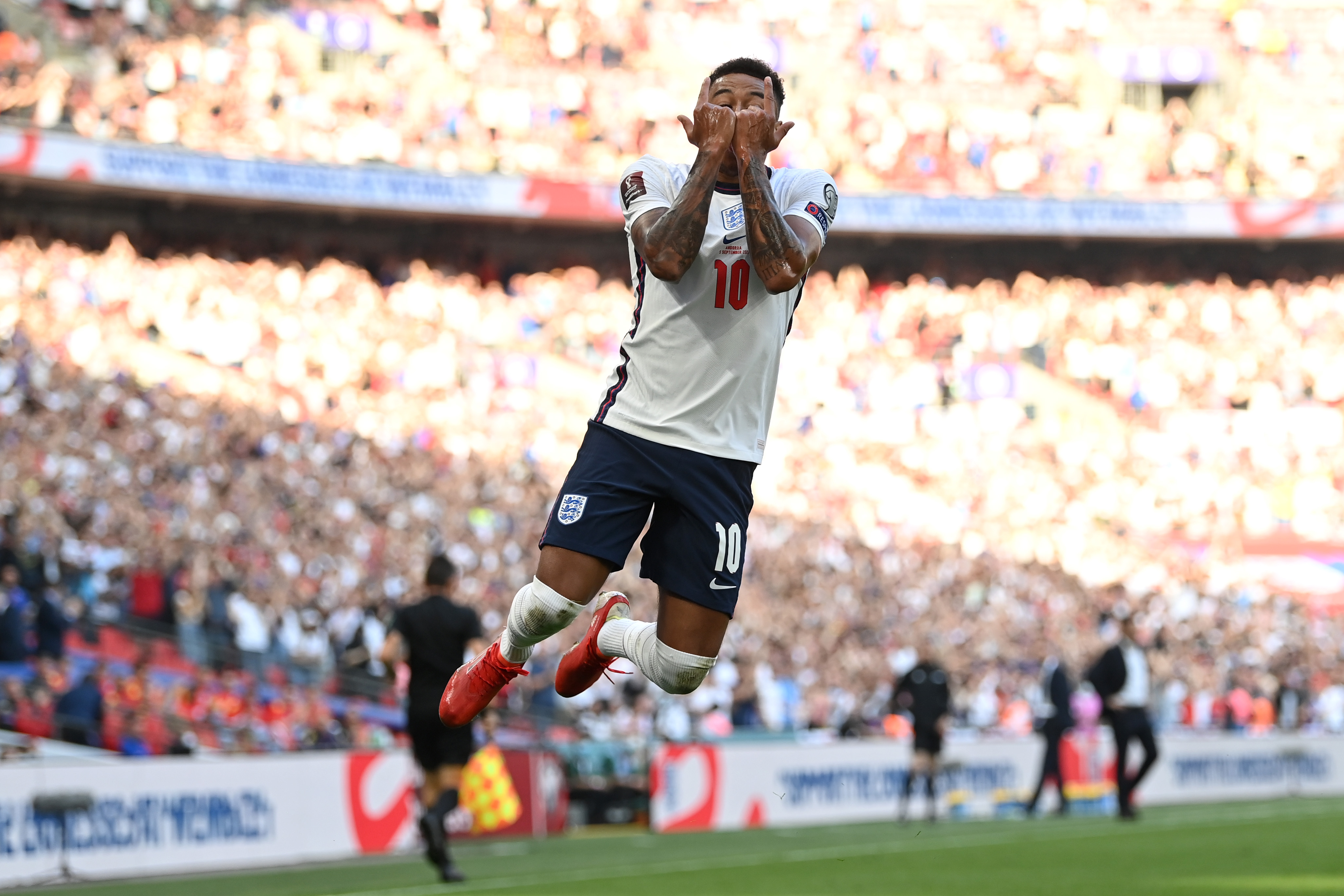 England v Andorra: 2022 FIFA World Cup Qualifier