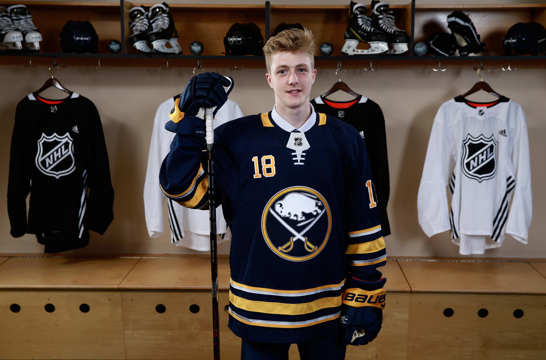 2018 NHL Draft - Portraits