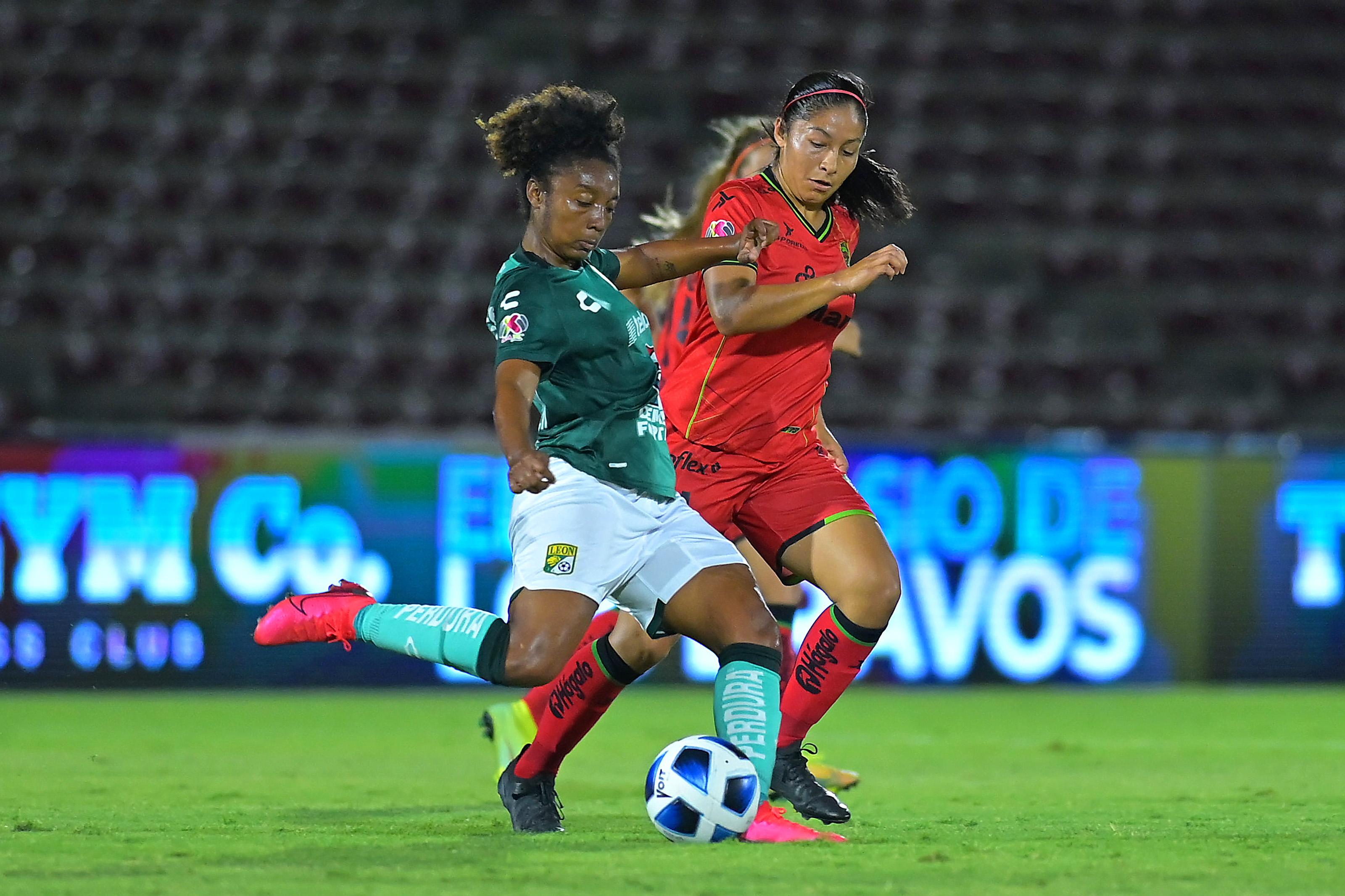 FC Juarez v Leon - Torneo Grita Mexico A21 Liga MX Femenil