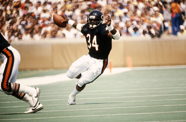 Walter Payton - Chicago Bears - File Photos