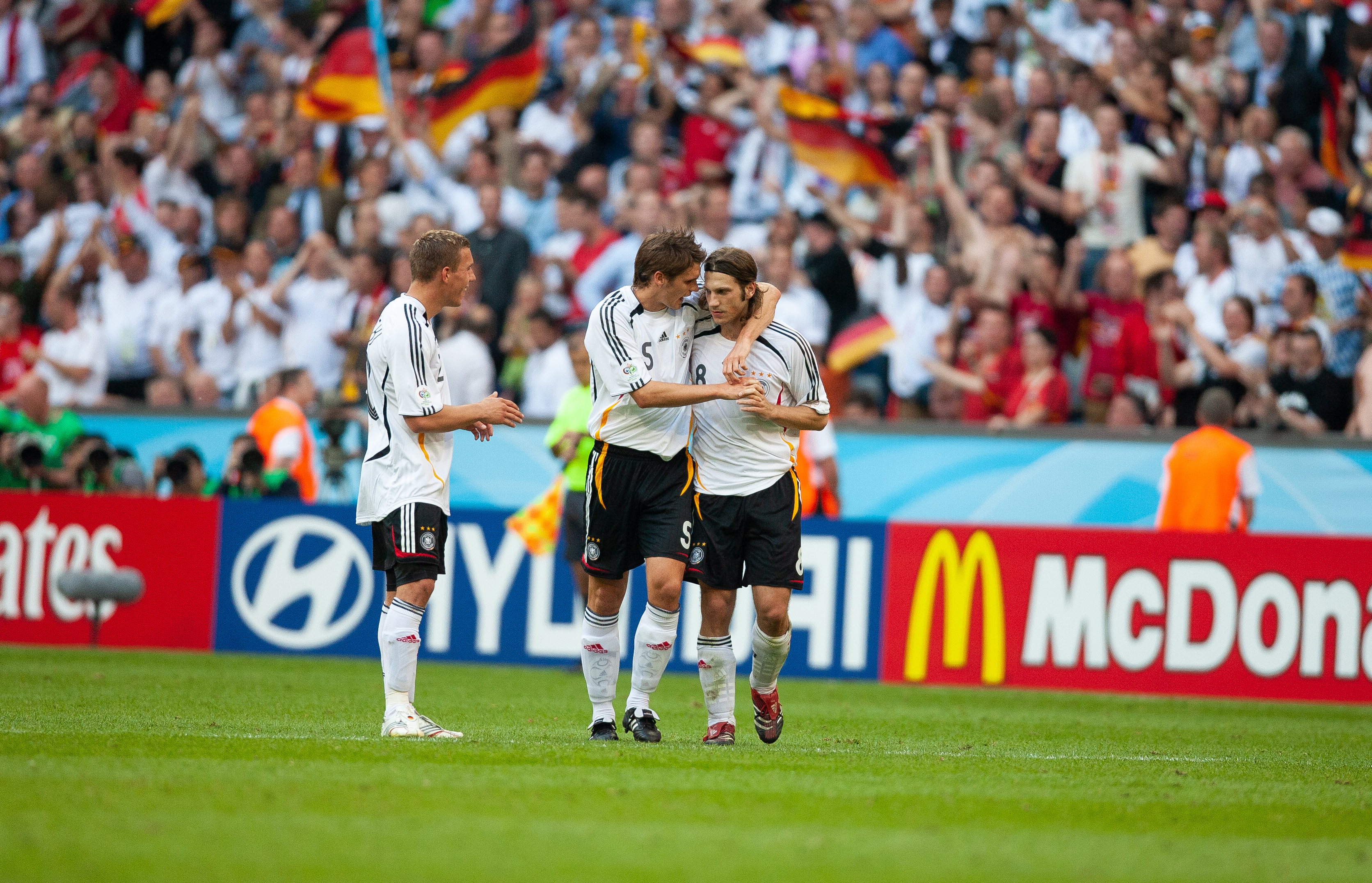 Germany v Costa Rica - The FIFA World Cup 2006