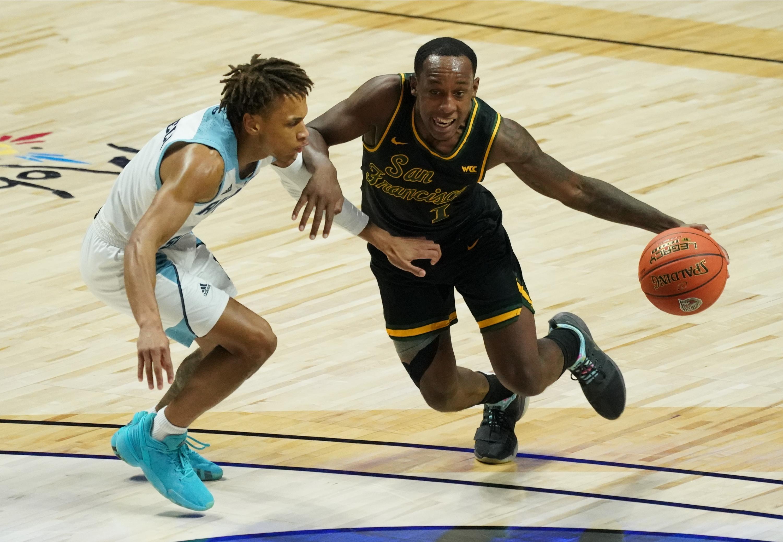 NCAA Basketball: AFR Hall of Fame Tip-Off-San Francisco at Rhode Island