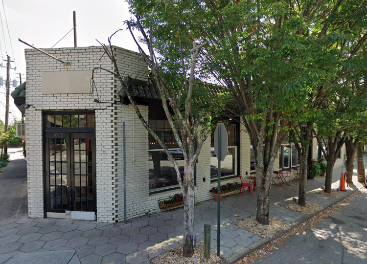 The former One Eared Stag space on Edgewood Avenue in Inman Park, Atlanta, will become Kitty Dare this fall.