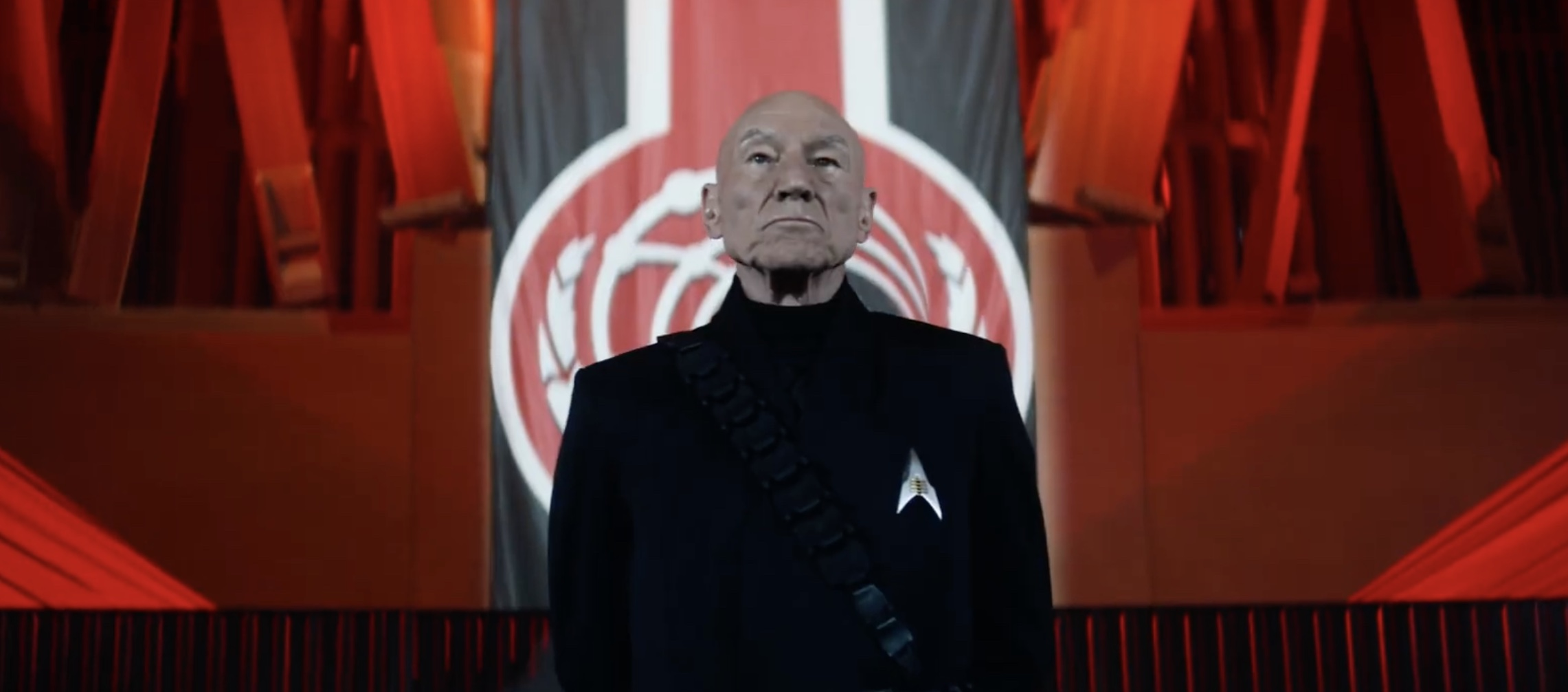 Star Trek: Picard season 2: The totalitarian Picard in an alternate timeline