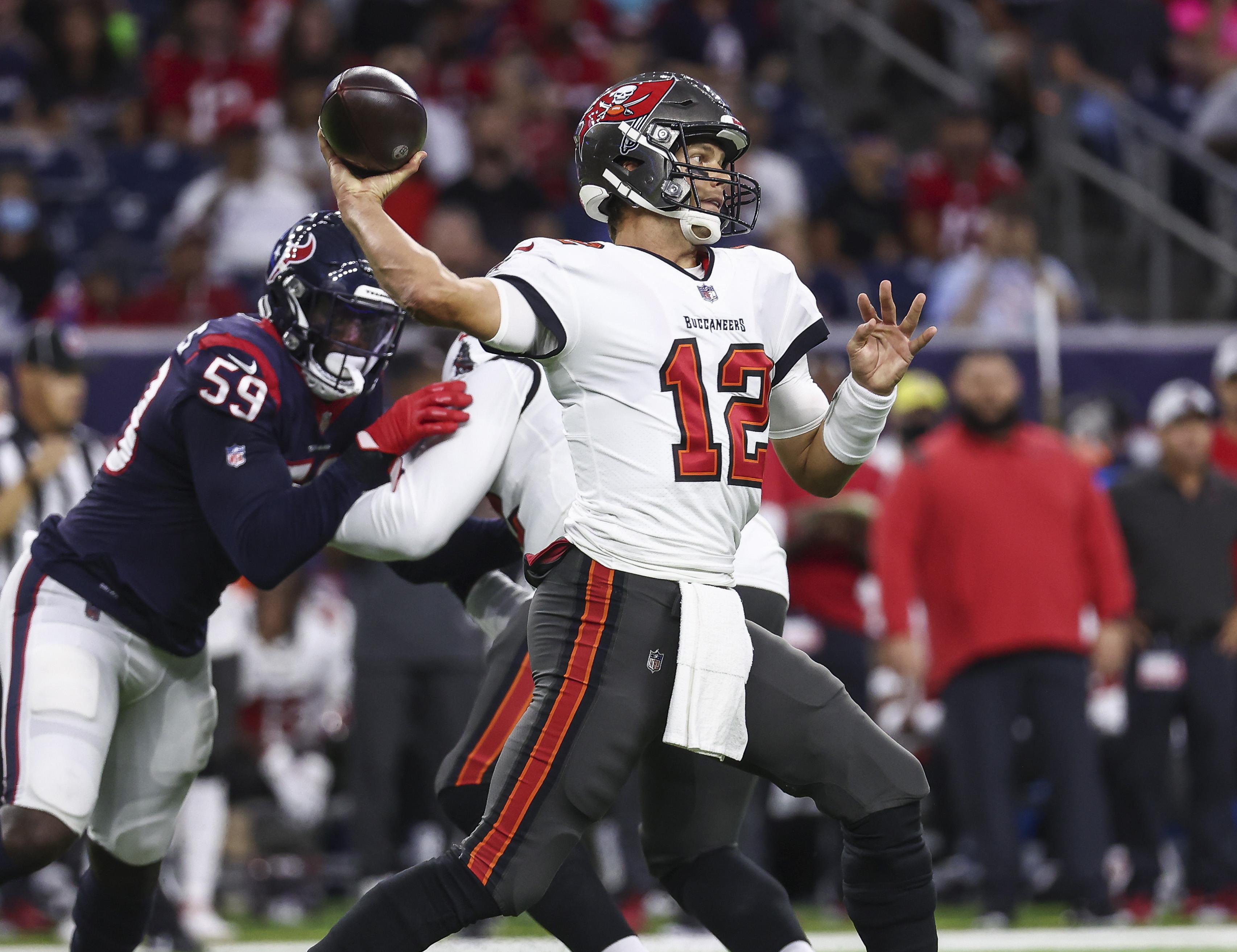 NFL: Tampa Bay Buccaneers at Houston Texans