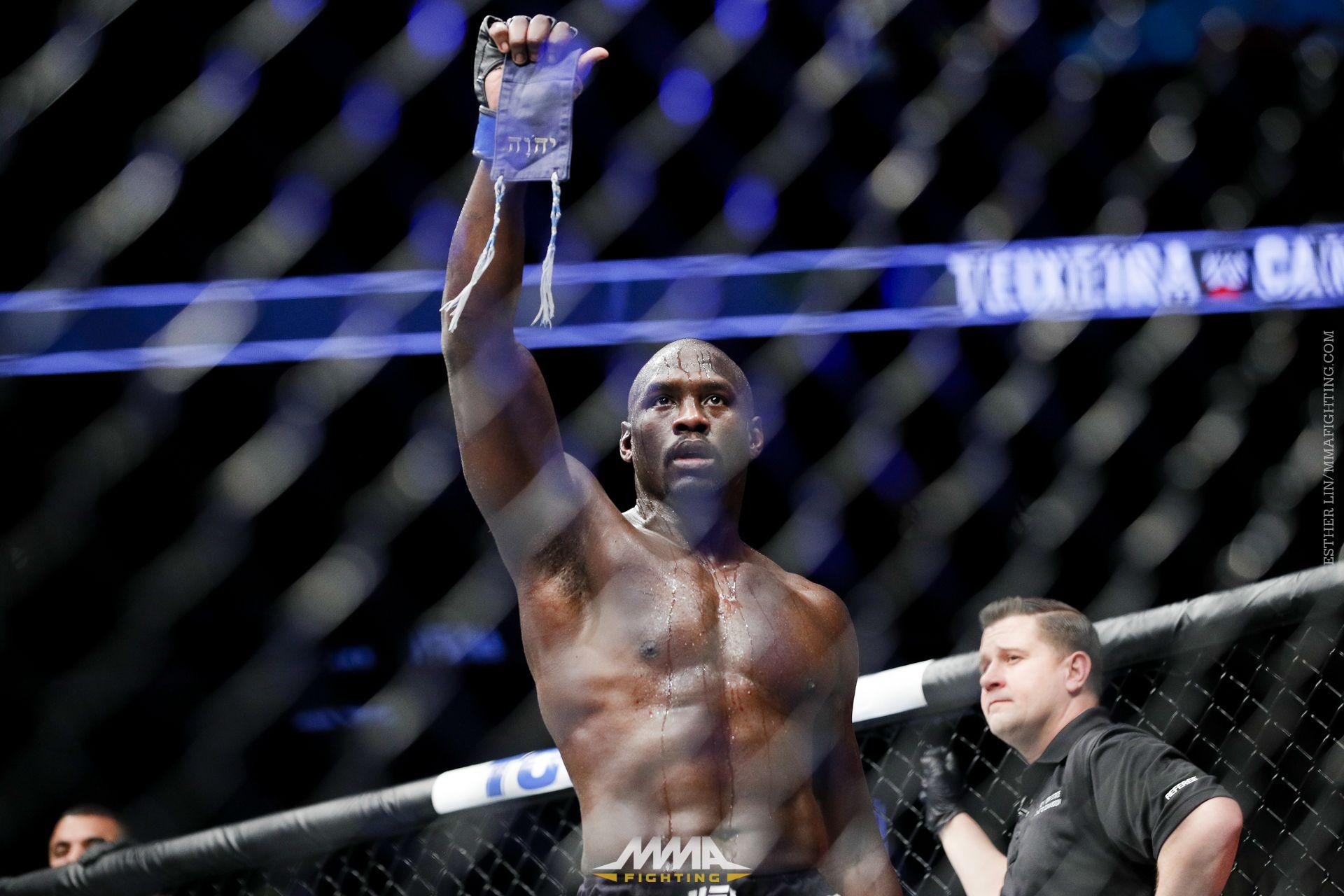 UFC 208张照片