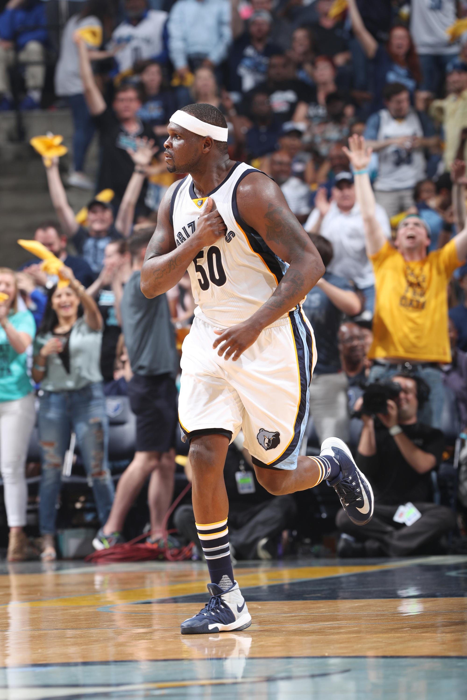 San Antonio Spurs v Memphis Grizzlies - Game Three