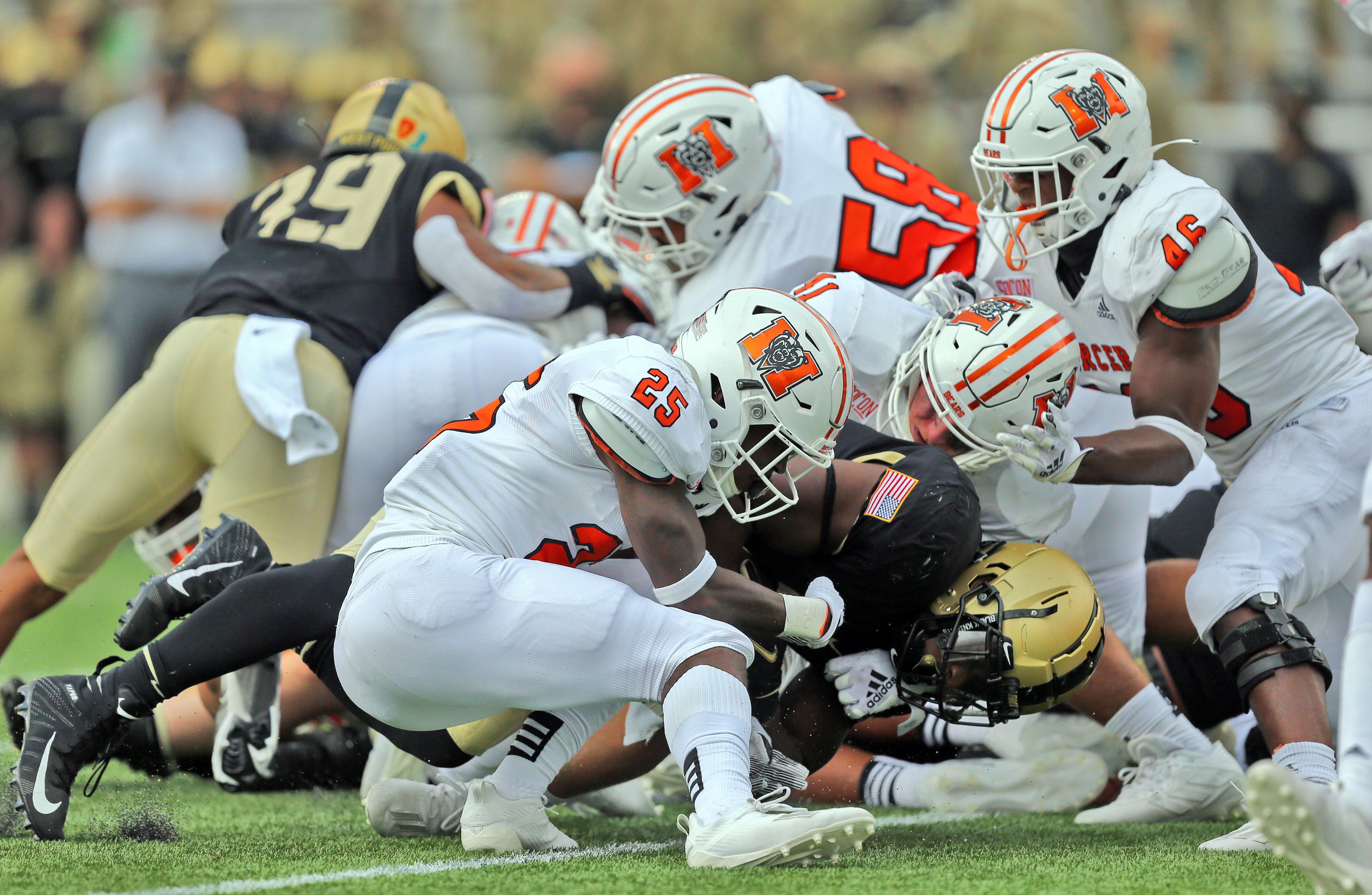 NCAA Football: Mercer at Army