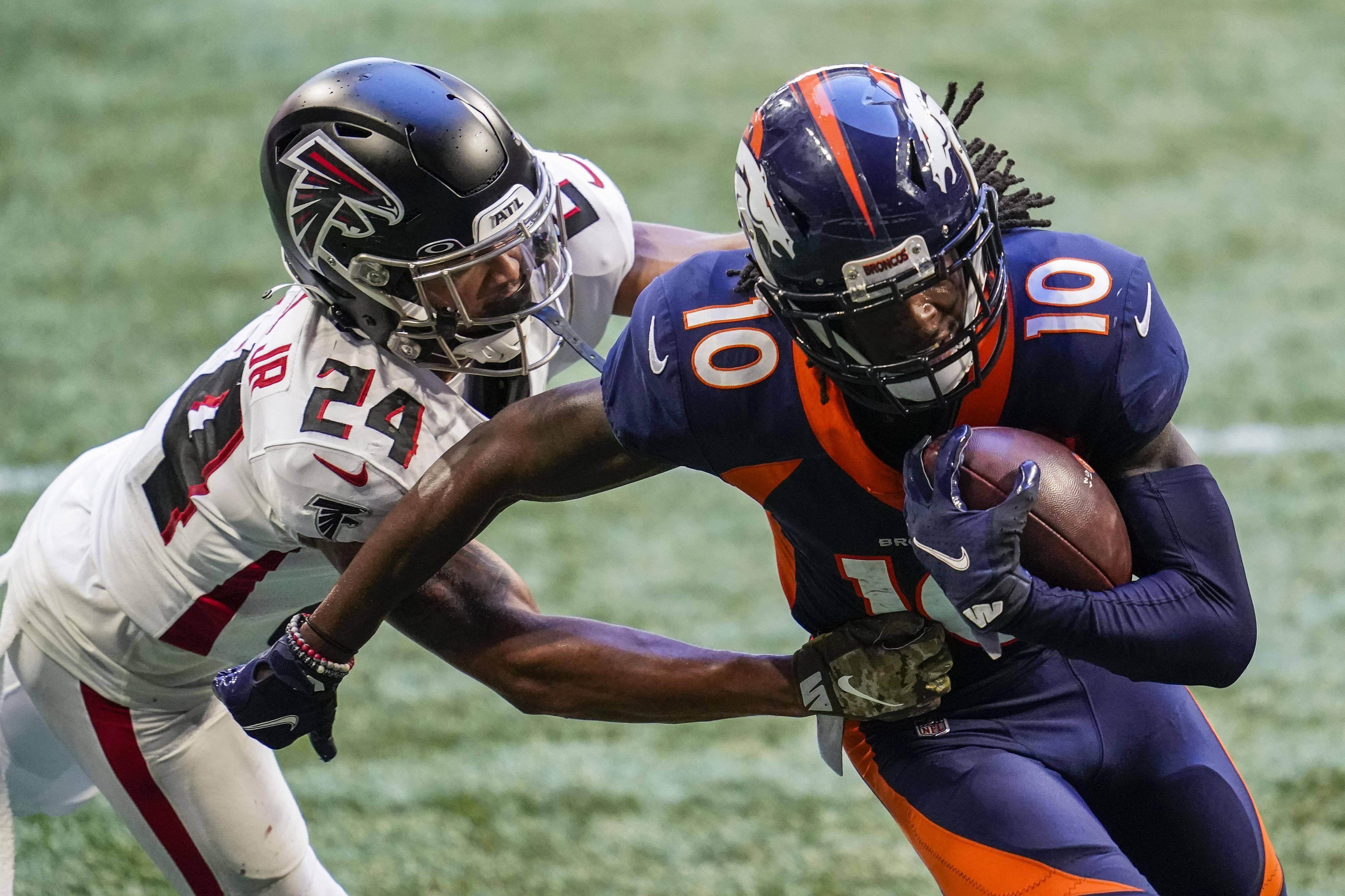 NFL: Denver Broncos at Atlanta Falcons