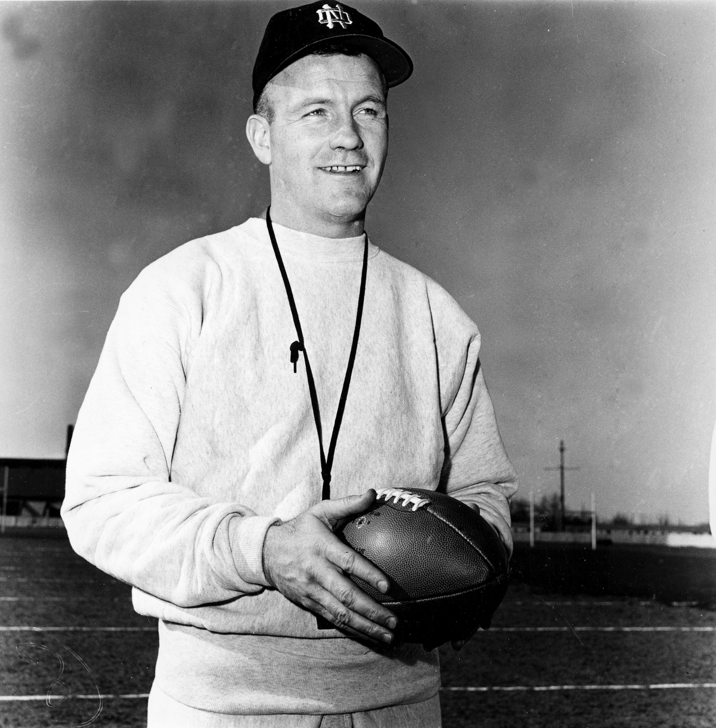 Former Notre Dame and Mount Carmel High School football coach Terry Brennan has died at age 93.