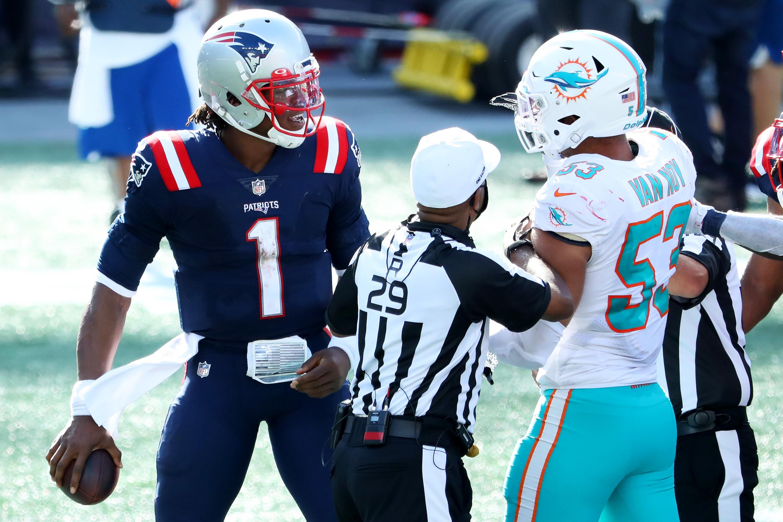Miami Dolphins v New England Patriots