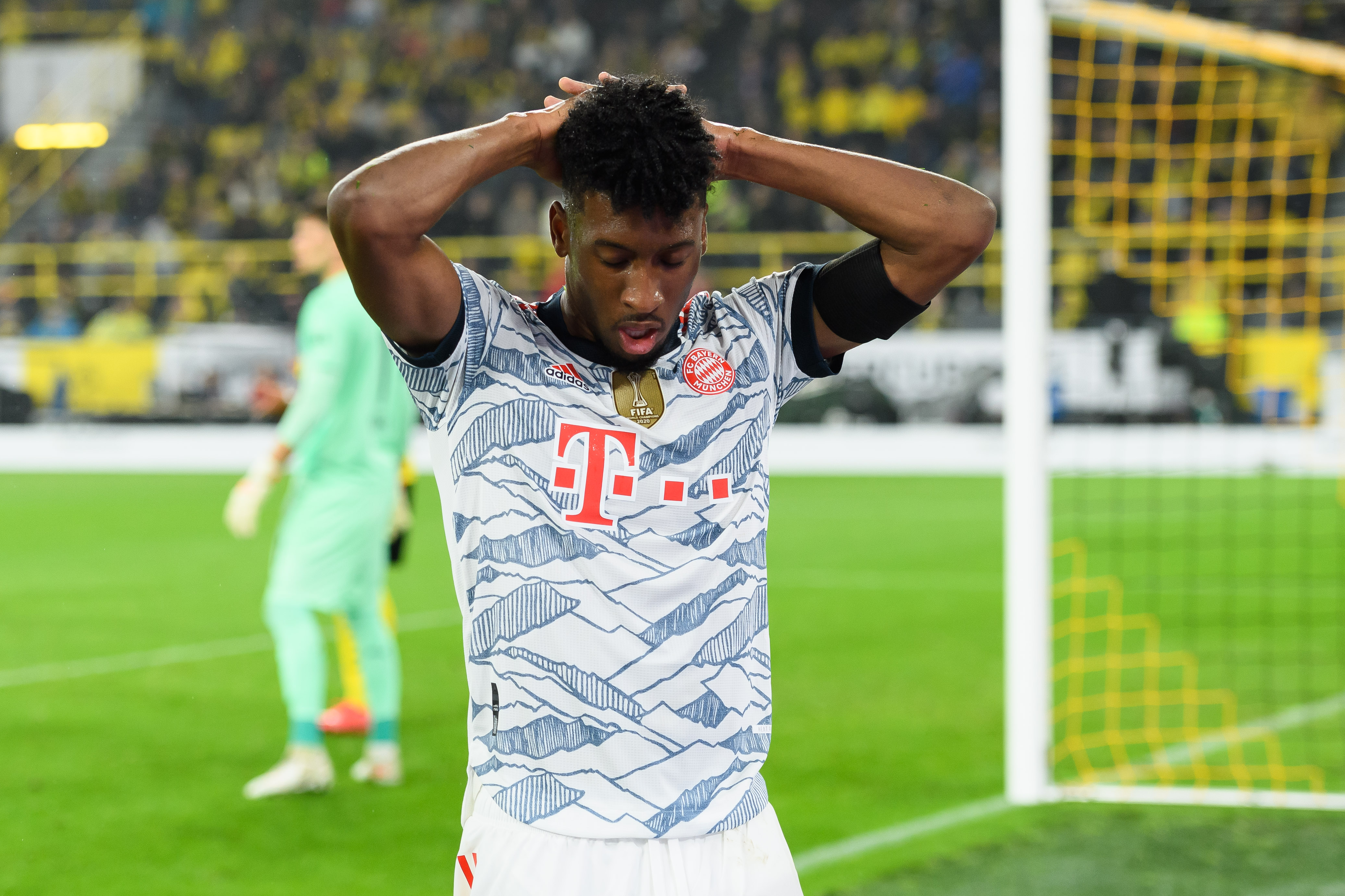 Borussia Dortmund v FC Bayern Muenchen - Supercup 2021
